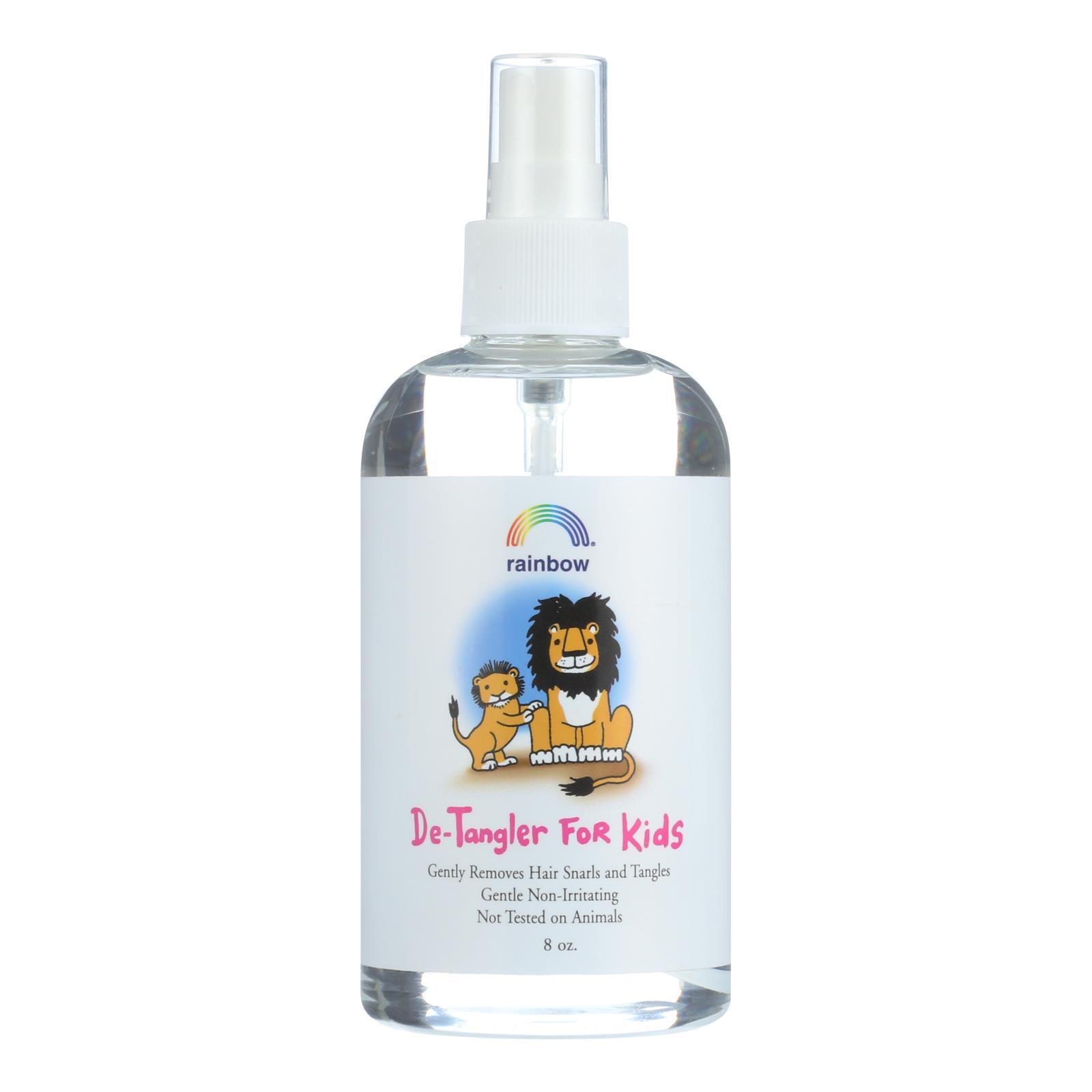 Rainbow Research Spray De-Tangler For Kids Original Scent - 8 fl oz