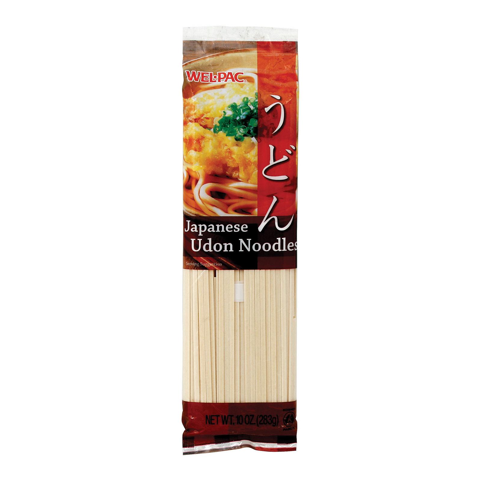 Wel Pac Udon-Noodle - Yokogiri - Case of 12 - 10 oz