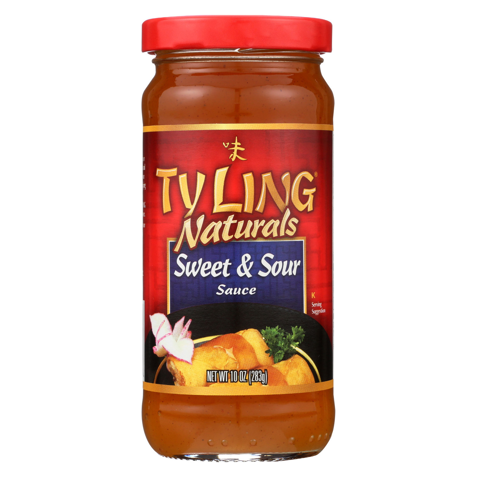 Ty Ling Sauce - Sweetsour - Case of 12 - 10 oz