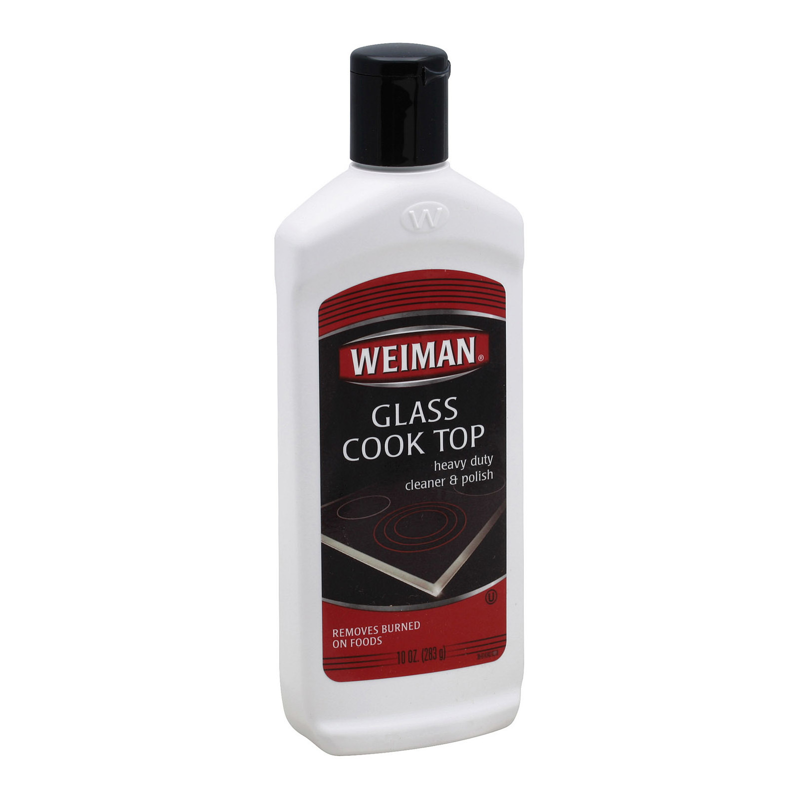Weiman Glass Cook Top Cleaner and Polish - Case of 6 - 10 oz.