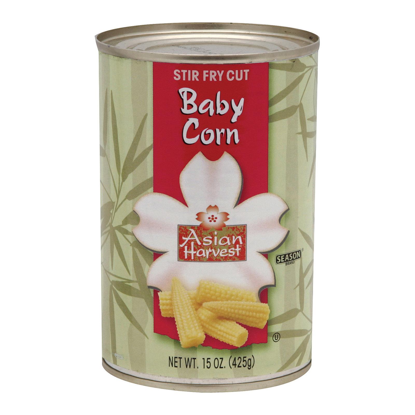 Asian Harvest Asian Harvest - Baby Corn - 15 oz.