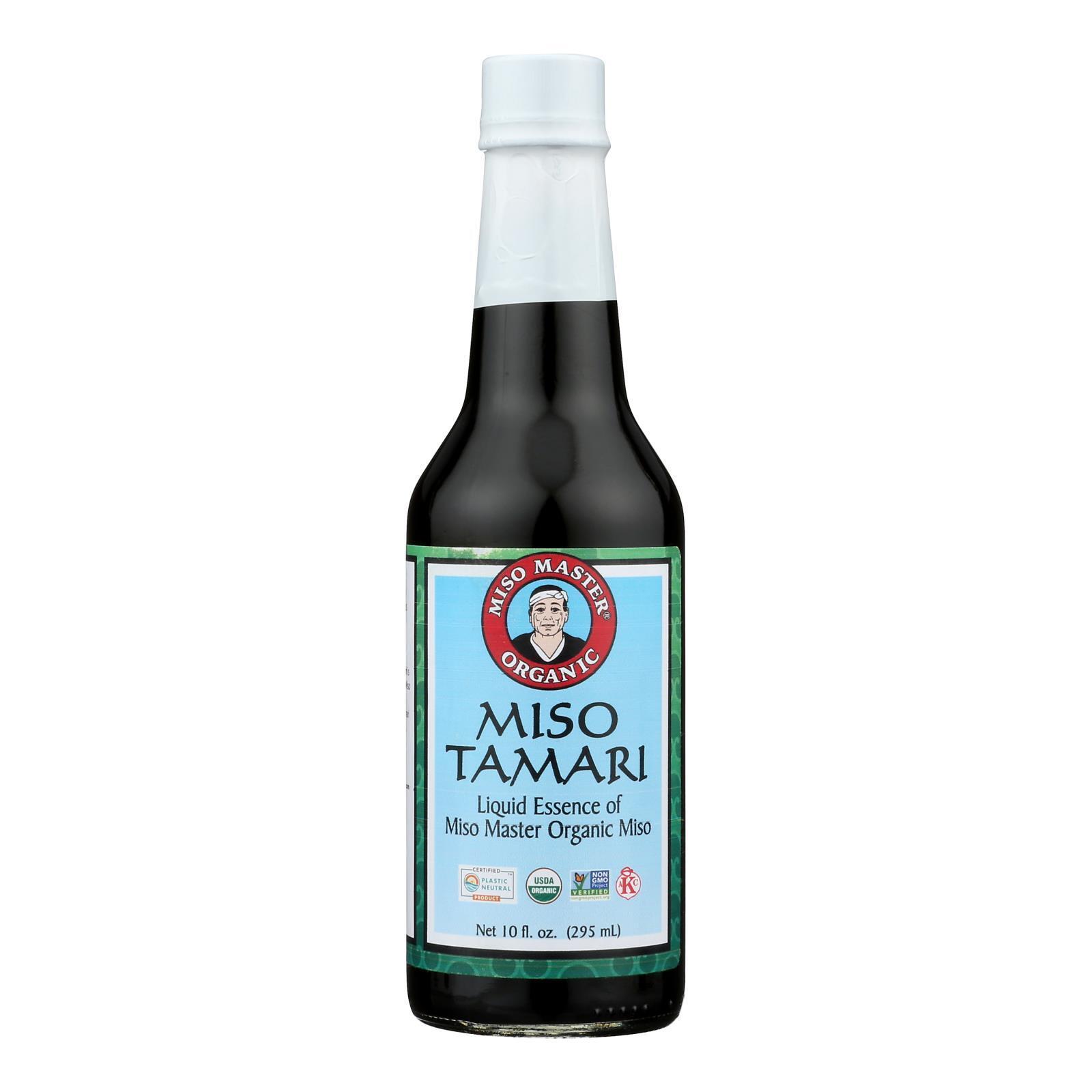 Miso Master Miso Tamari - Organic - 10 oz - case of 12