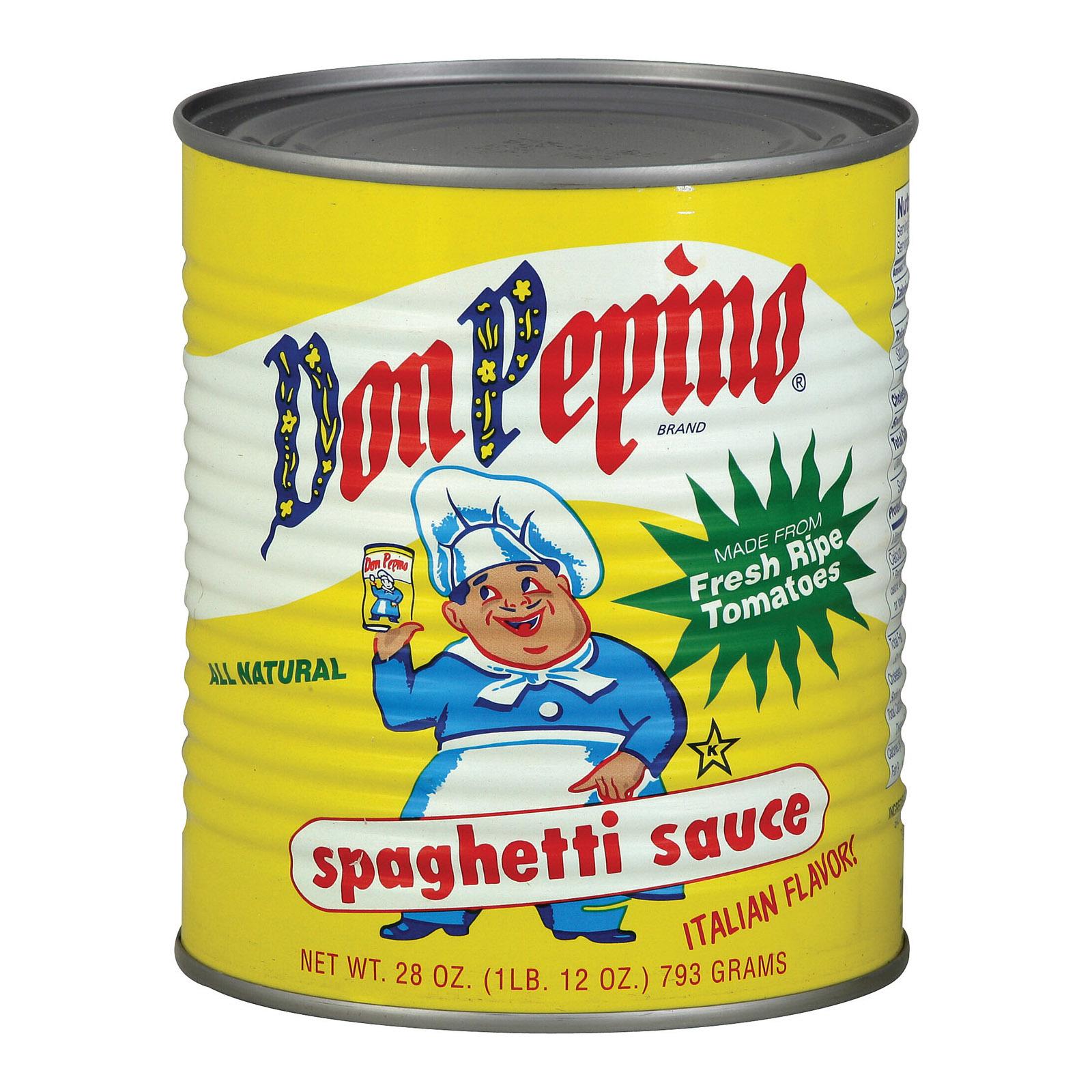 Don Pepino Spaghetti Sauce - 28 oz.