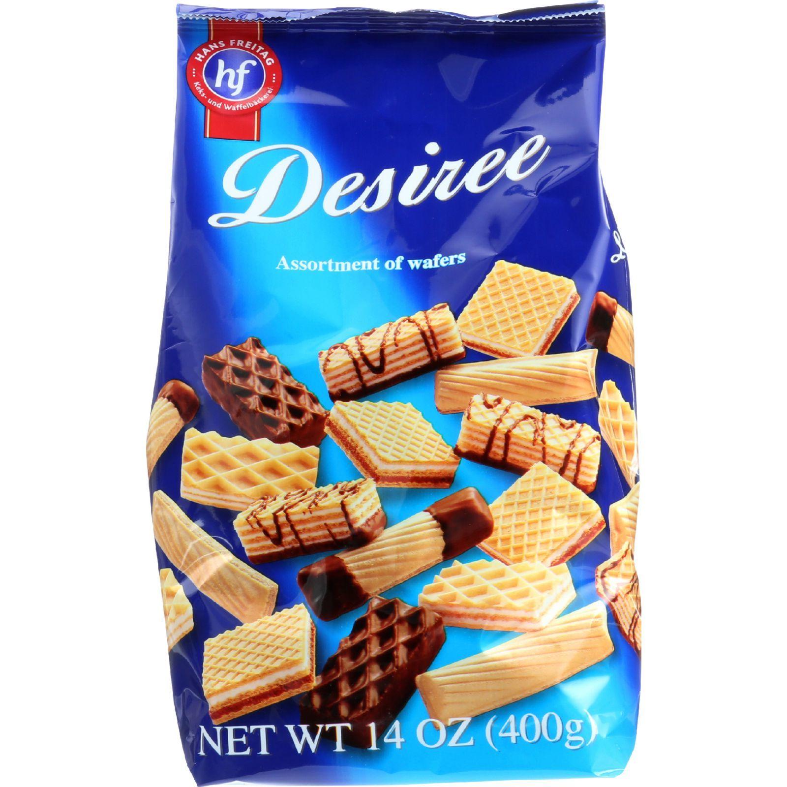 Hans Fritag Cookies - Desiree - 14 oz - case of 10