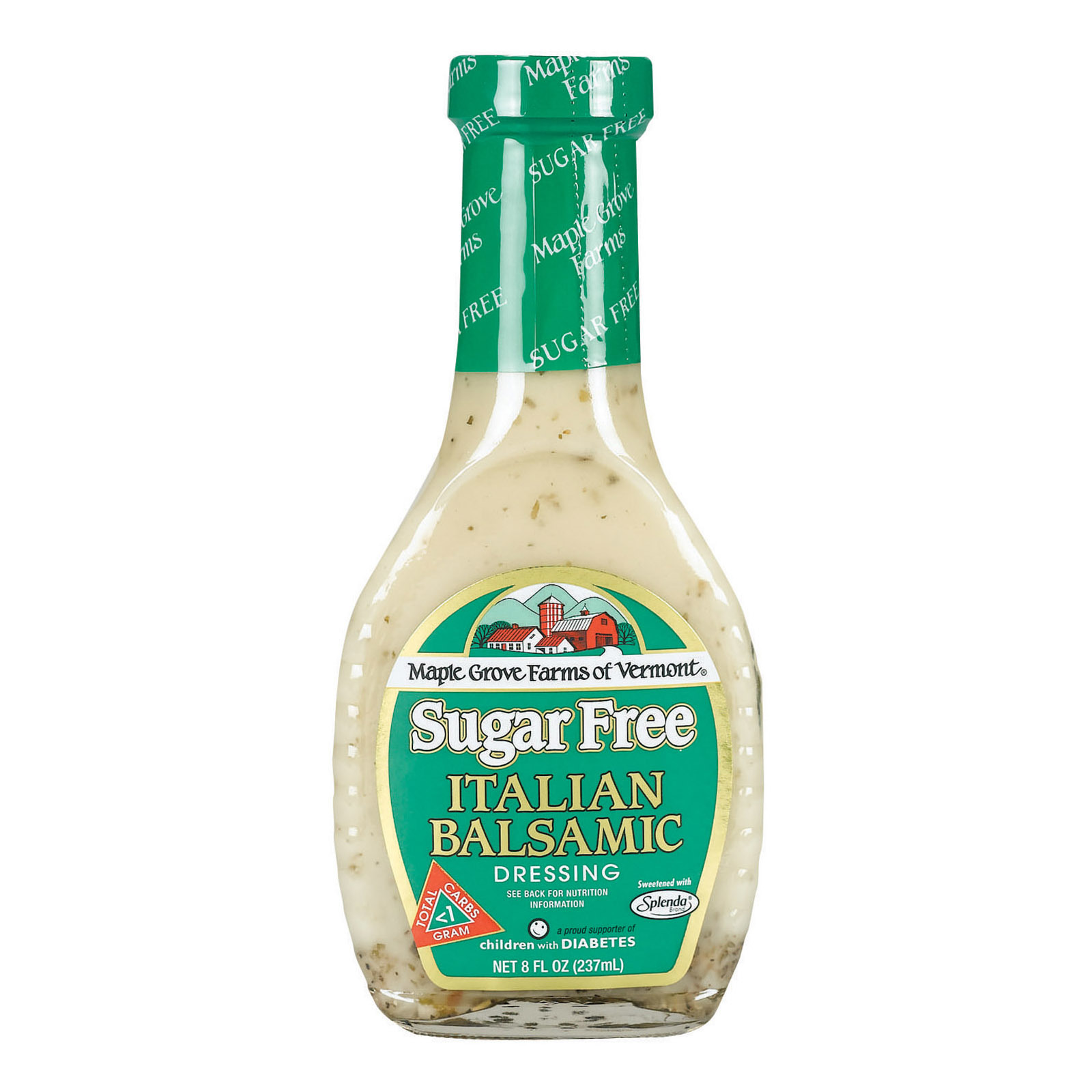 Maple Grove Farms Dressing - Italian White Balsamic - 8 oz.
