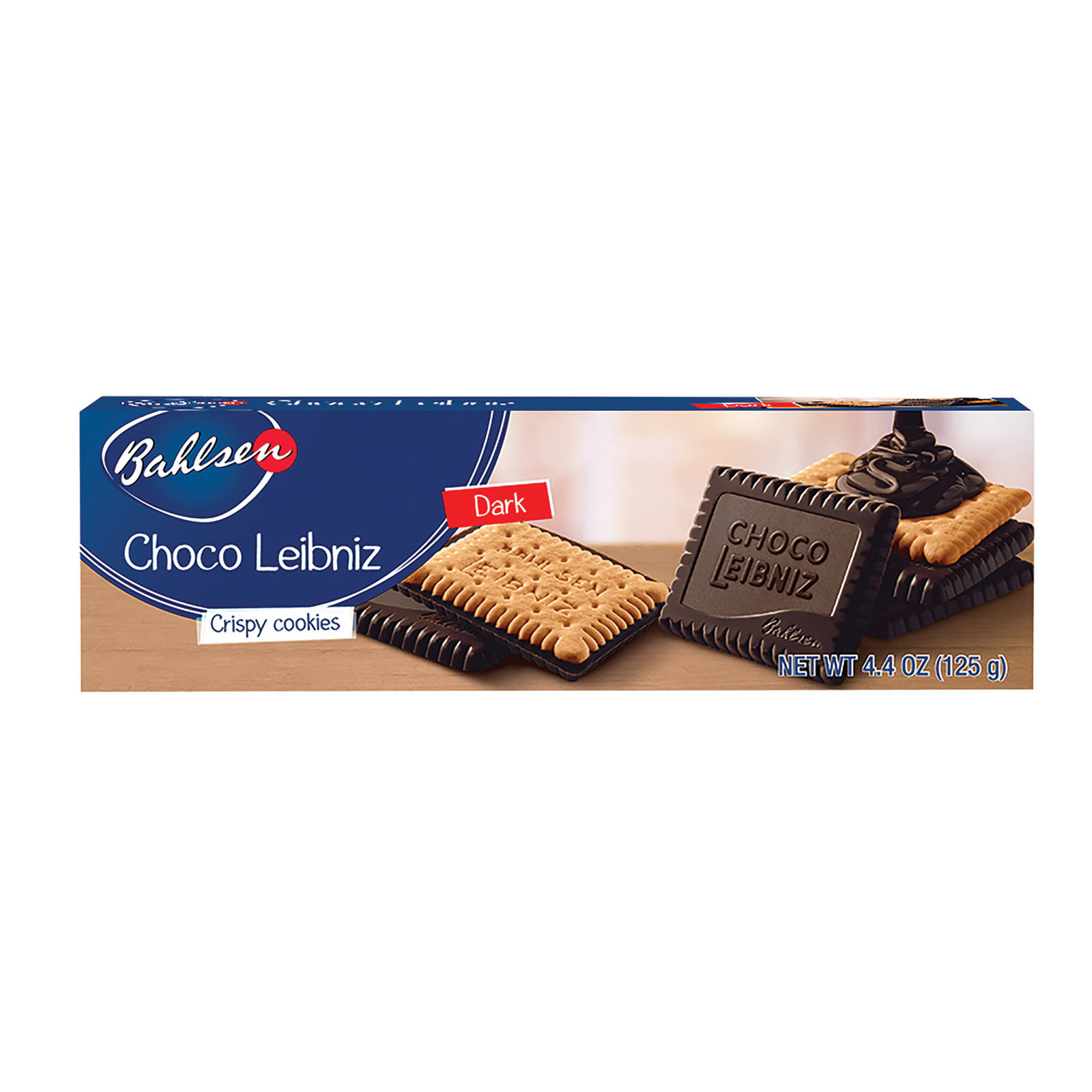 Bahlsen Choco Leibniz Butter and Dark Chocolate - 4.4 oz.