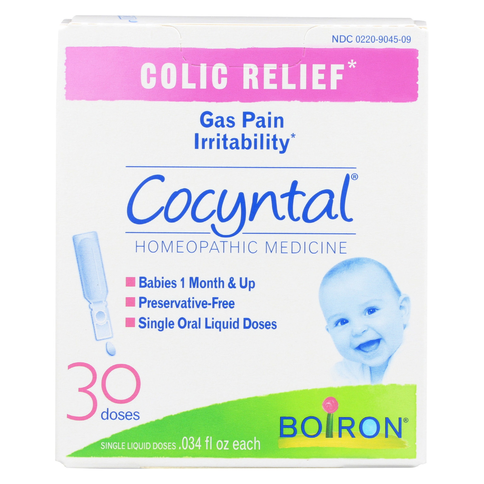 Boiron Cocyntal-Colic Remedy - 30 count