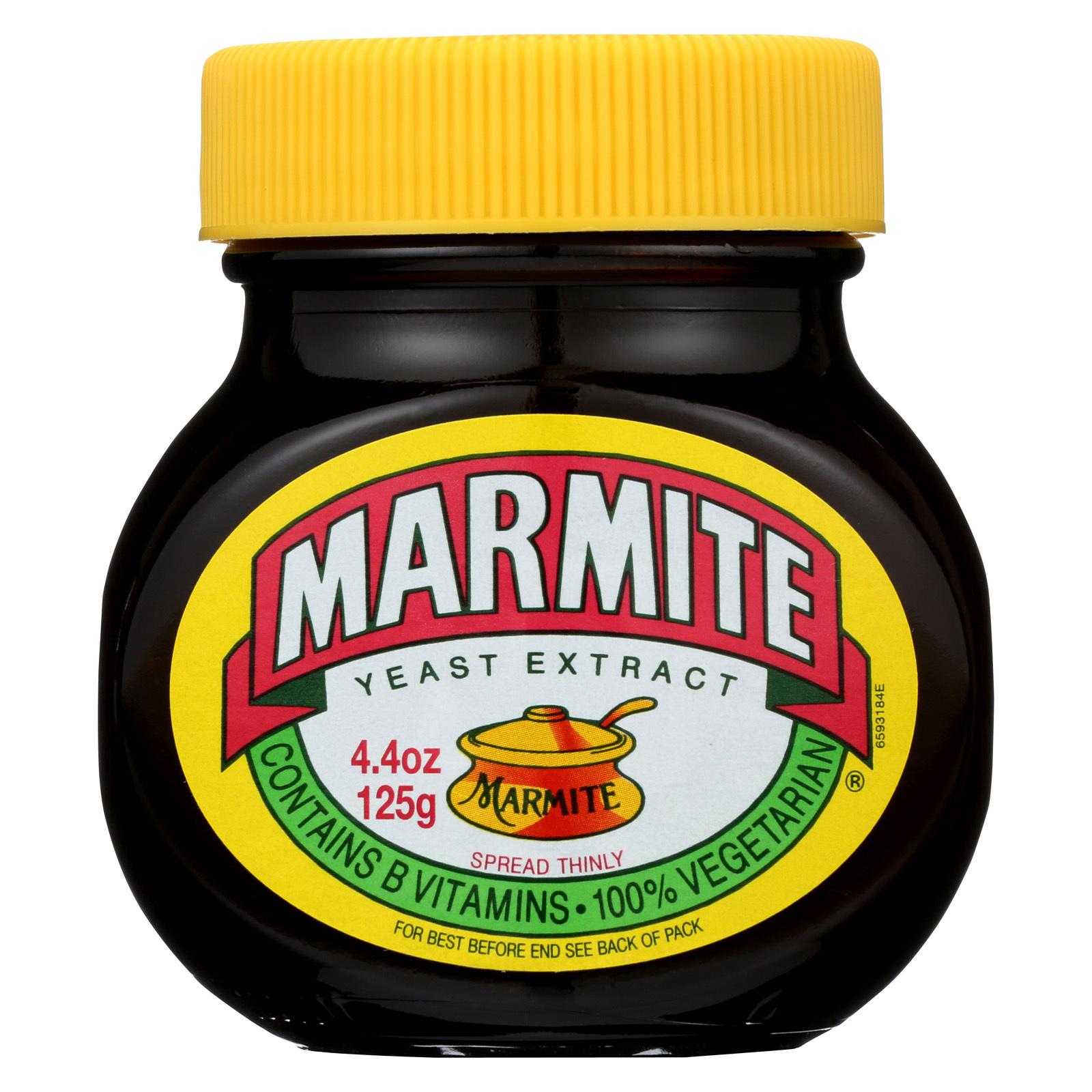 Marmite Yeast Extract - 4.4 oz.