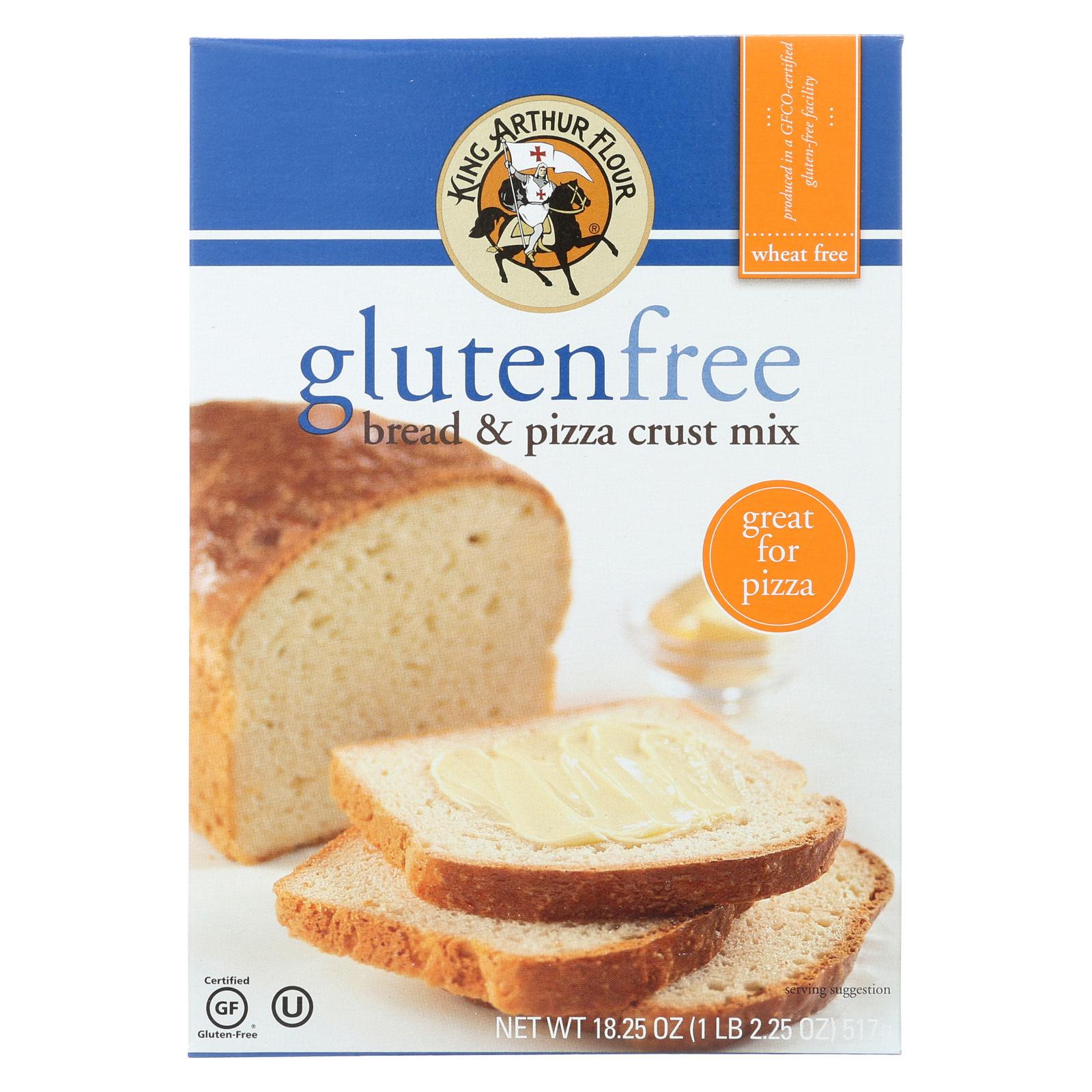 King Arthur Bread Mix - Case of 6 - 18.25 oz.