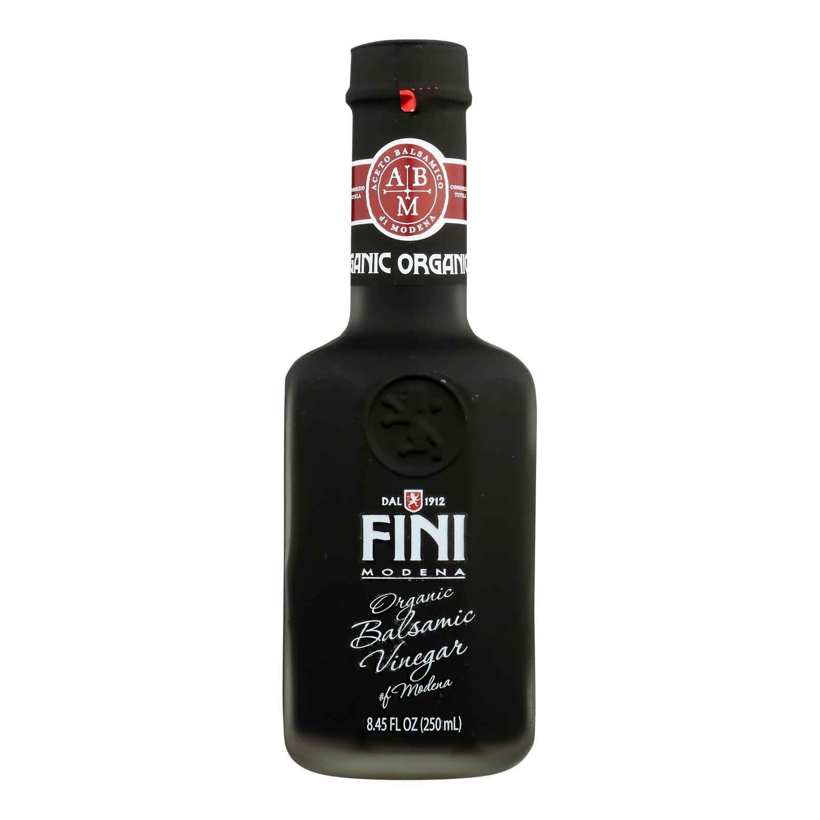 Fini Vinegar Balsamic - Case of 6 - 8.45 Fl oz.