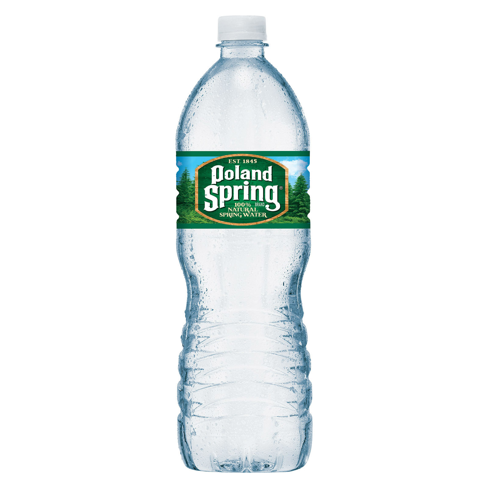 Poland Spring Water - Original - Case of 18 - 33.8 Fl oz.