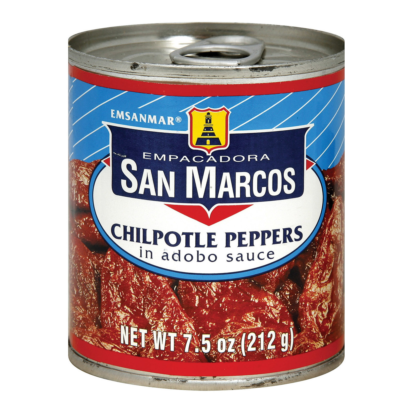 San Marcos Peppers - Chipolte - 7.5 oz