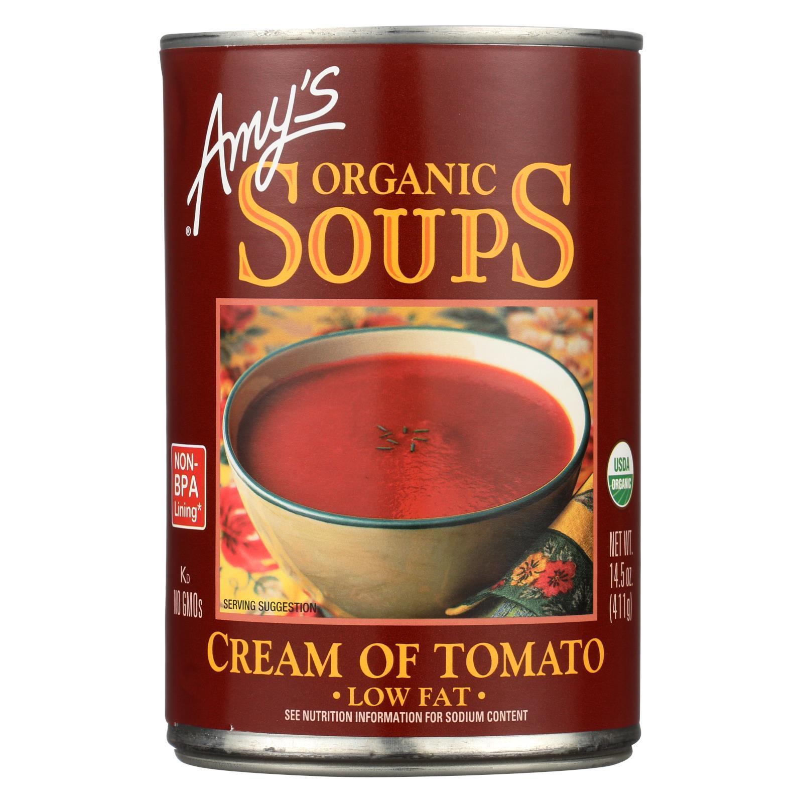 Amy's Soup - Low Fat - Case of 1 - 14.5 oz.