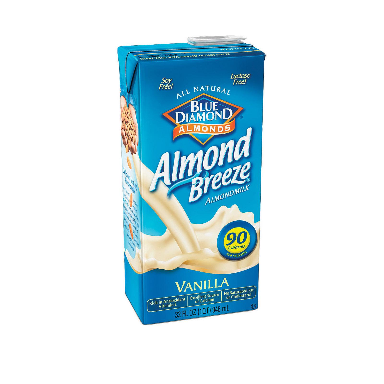Almond Breeze Almond Milk -Vanilla - 32 fl oz