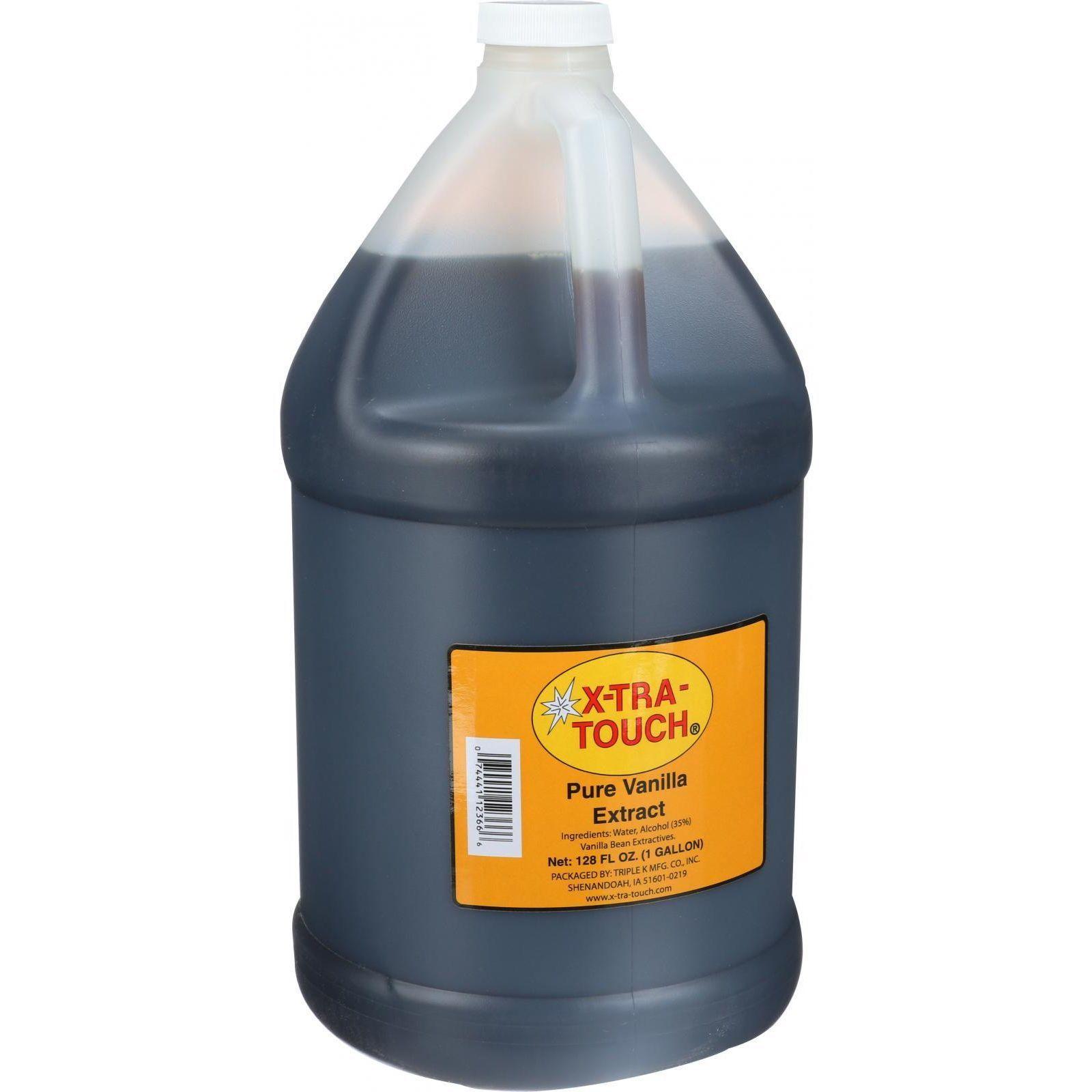 Bulk Vanilla - Pure - 1 gal