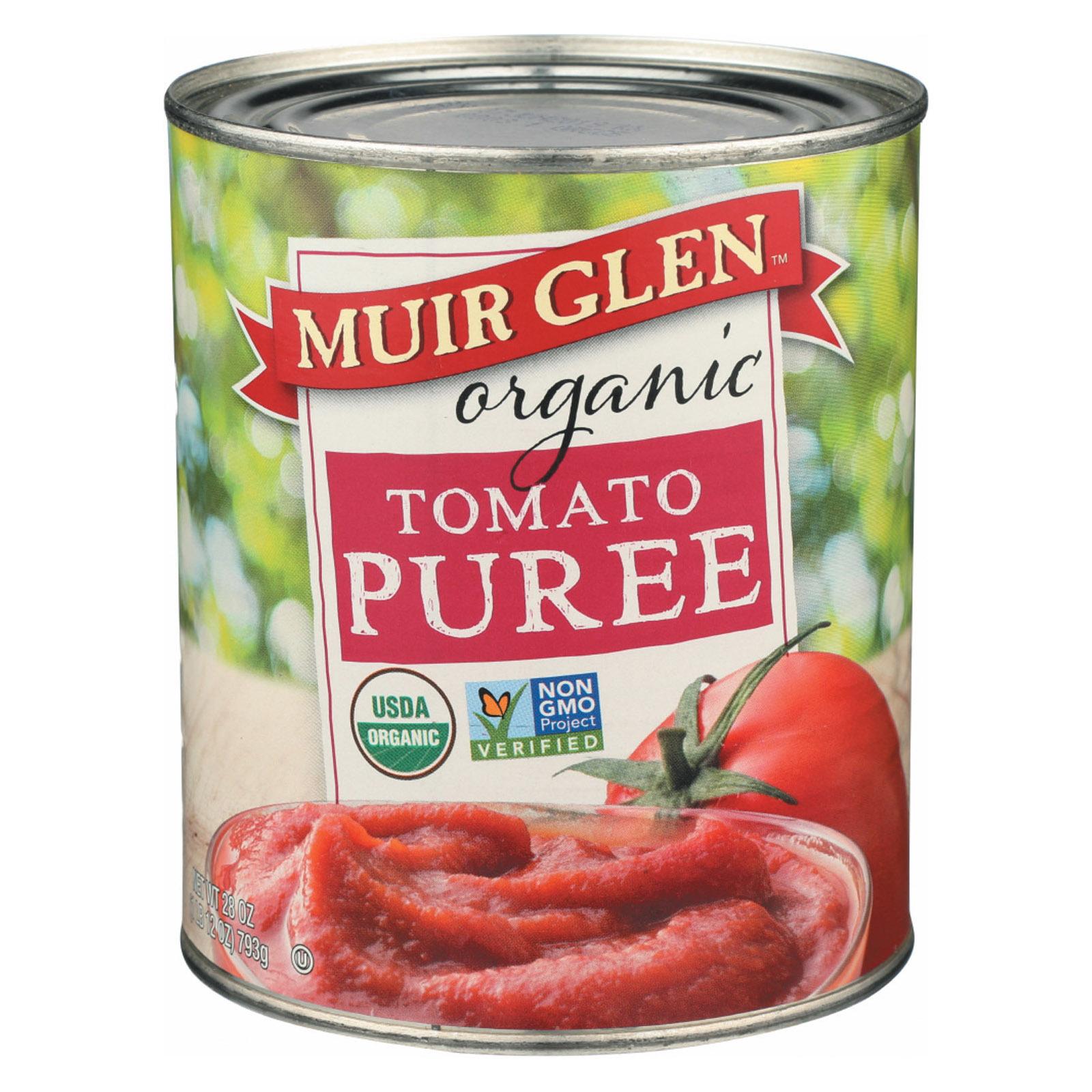 Muir Glen Organic Tomatoes -Puree - 28 oz