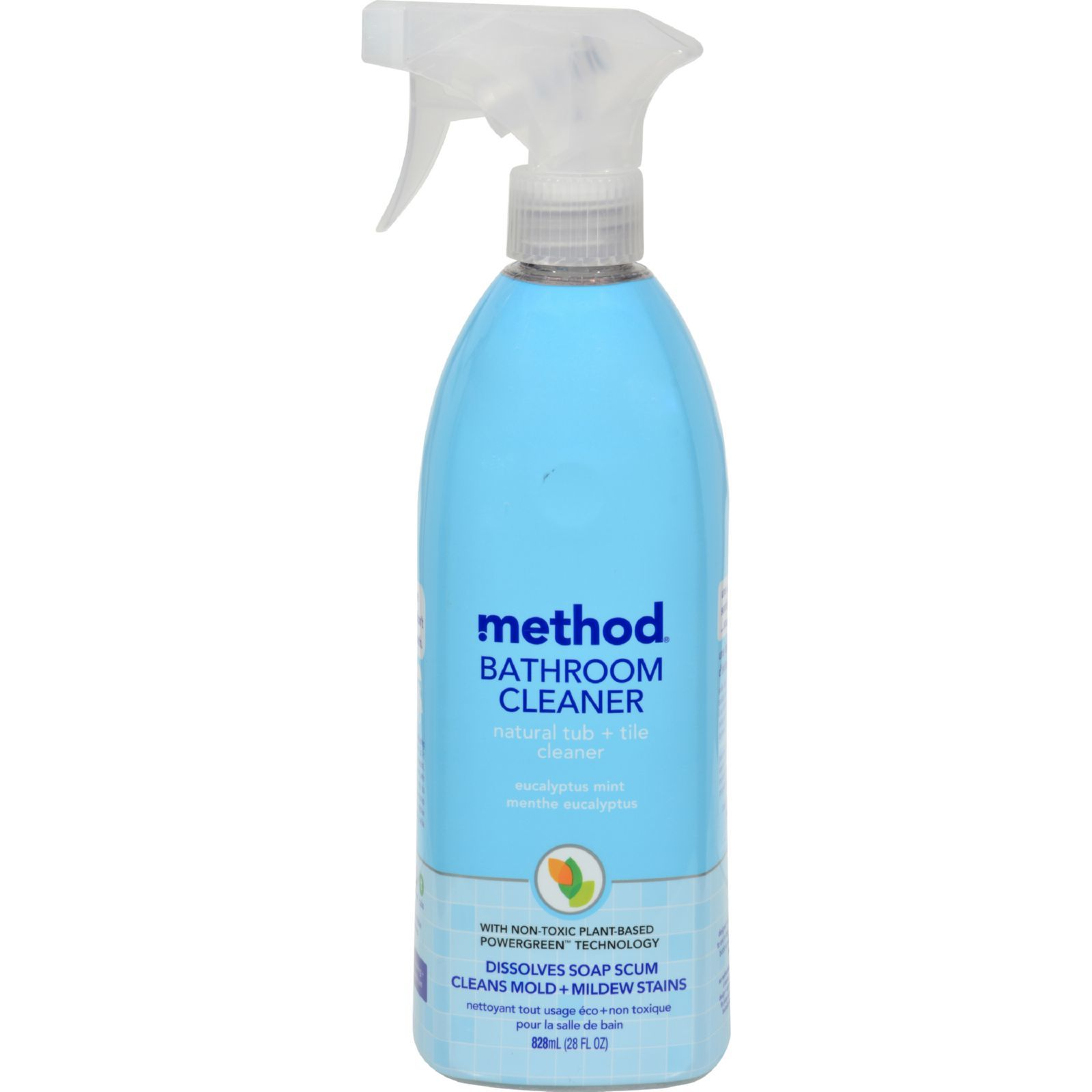 Method Products Tub and Tile Spray - Eucalyptus - 28 oz