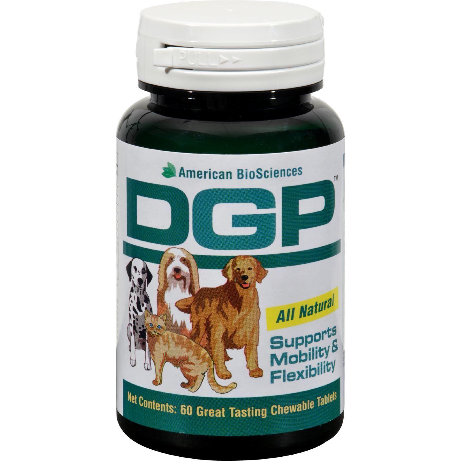 American Bio-Sciences DGP Chewable - 60 Chewable Tablets