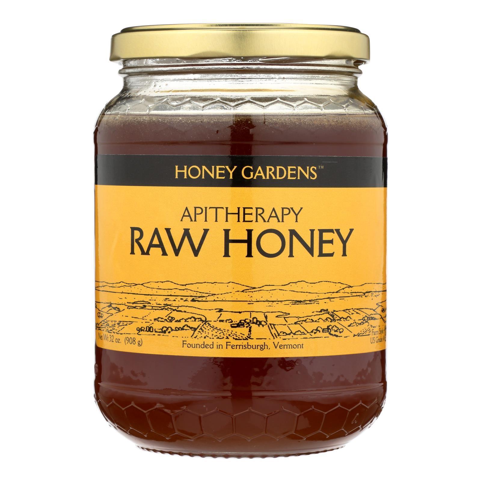 Honey Gardens Apiaries Raw Honey - 2 lbs