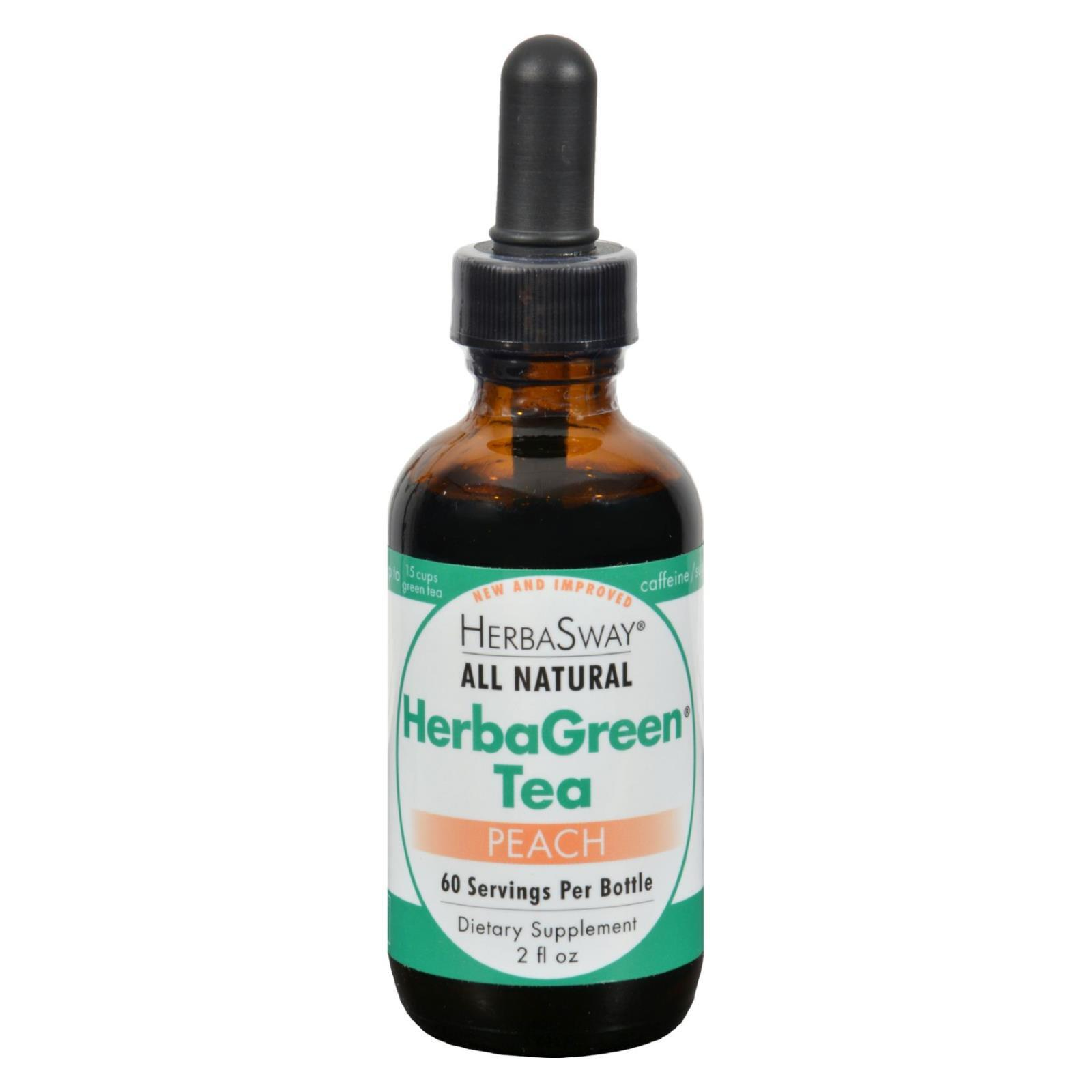 HerbaSway Labs Impeccably P HerbaGreen Tea - 2 oz