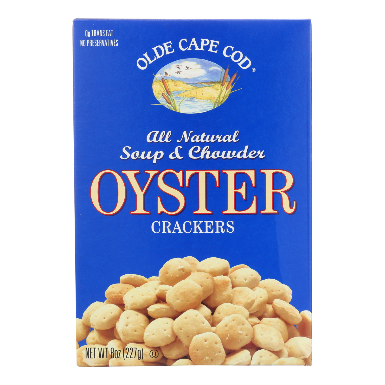 Olde Cape Cod Oyster - Crackers - Case of 12 - 8 oz.