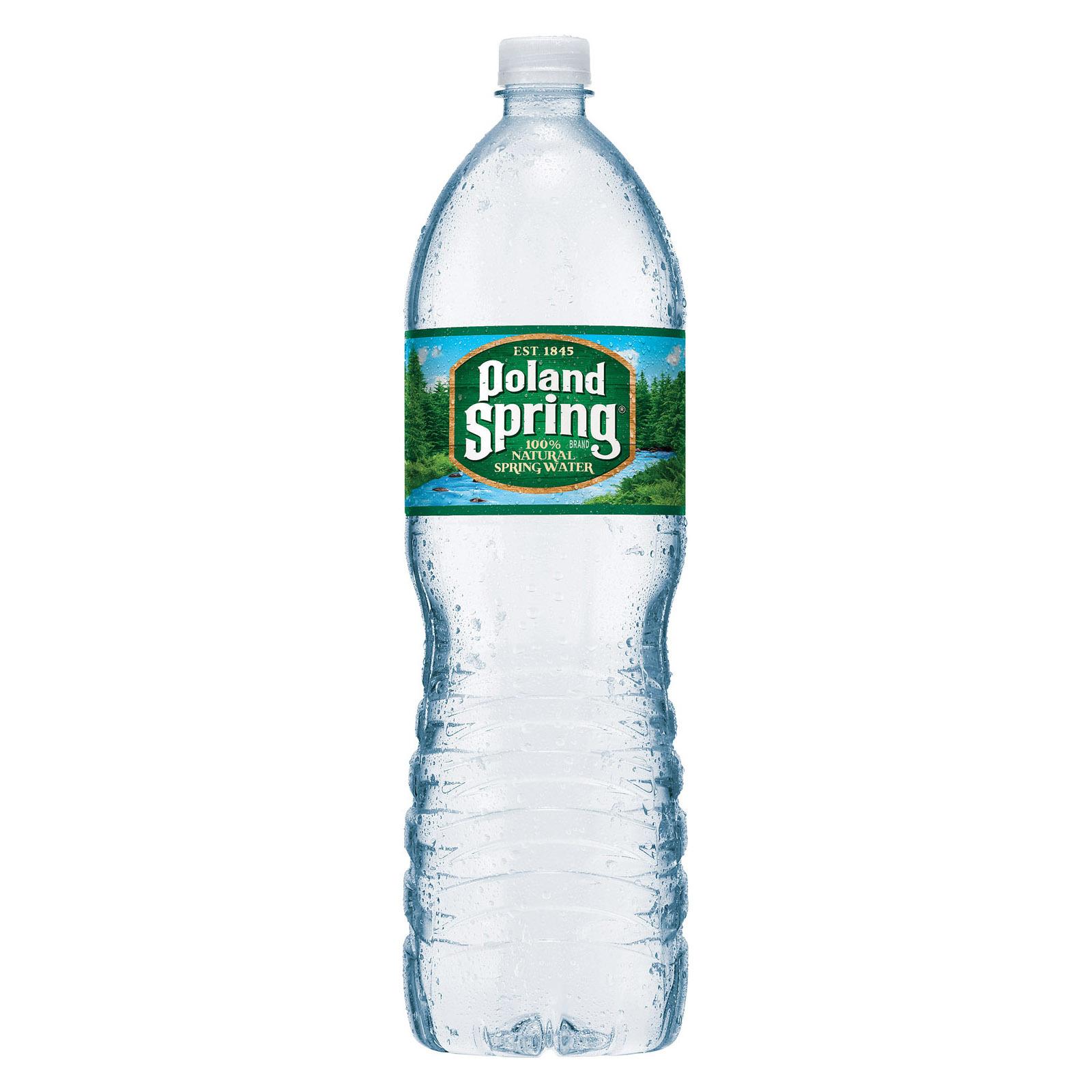 Poland Spring Water - Original - Case of 12 - 50.7 Fl oz.