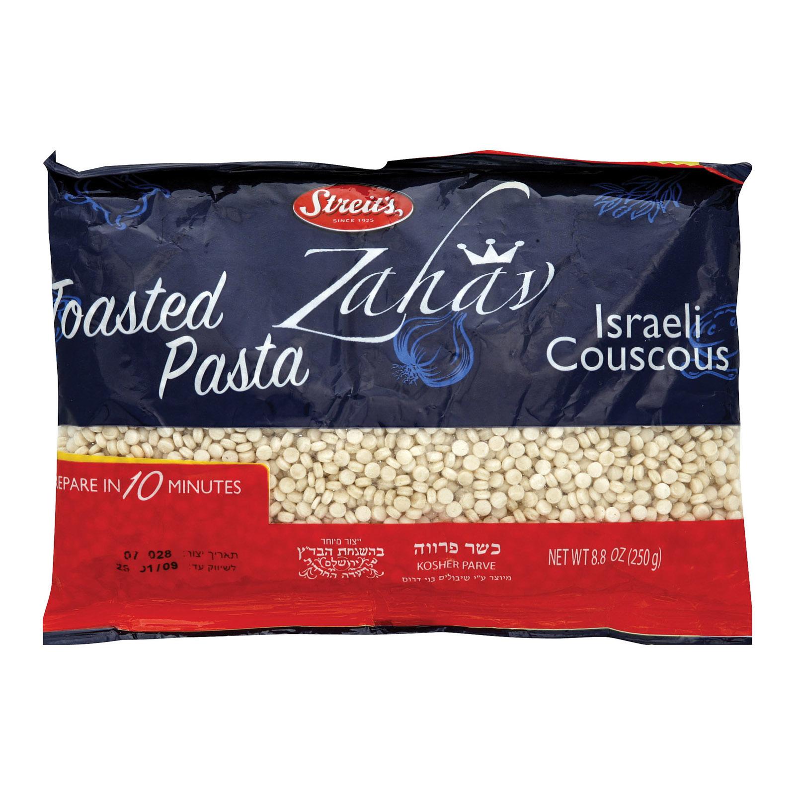 Streit's Israeli Couscous - Case of 24 - 8.8 oz.