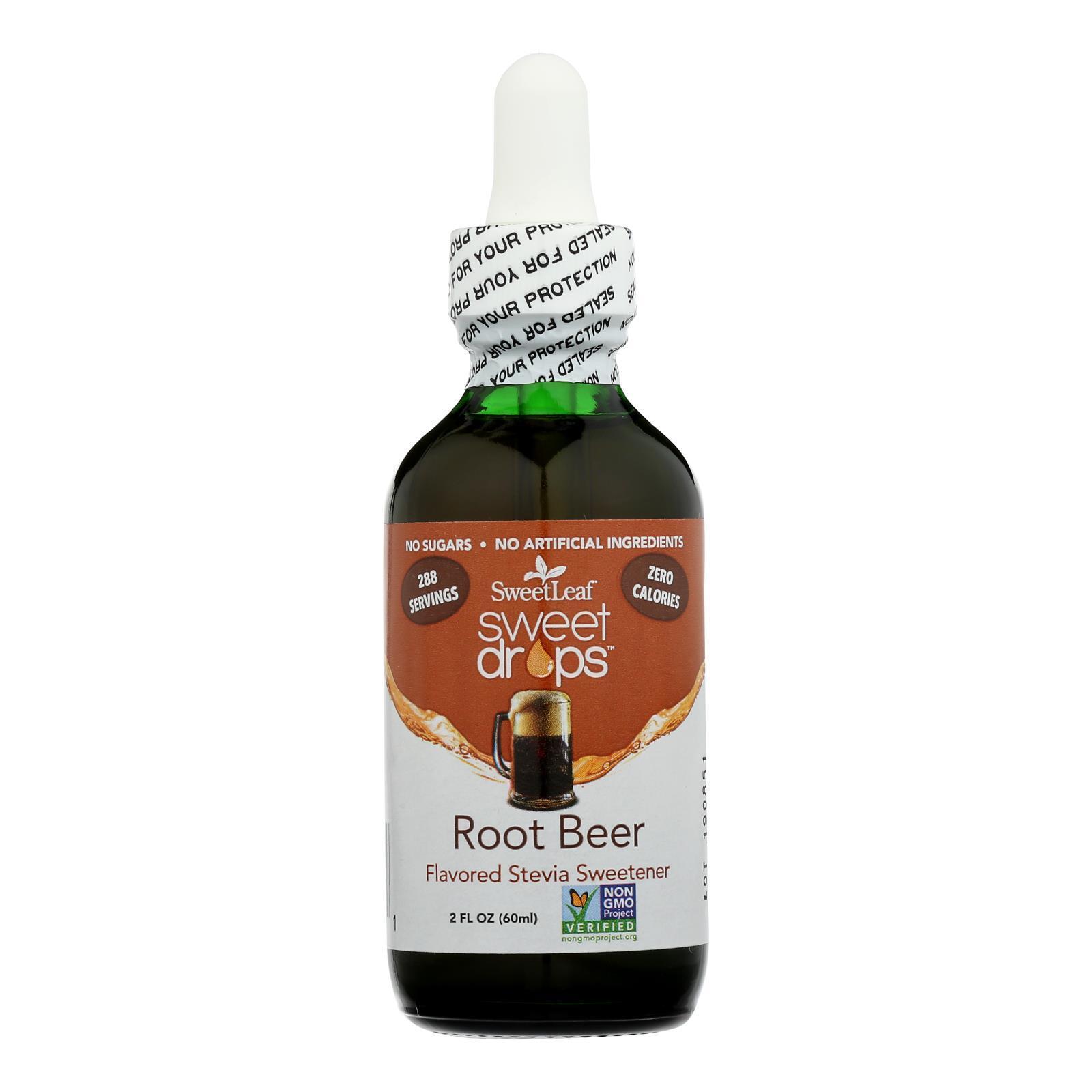 Sweet Leaf Liquid Stevia Sweet Drops - Berry - 2 Fl oz.