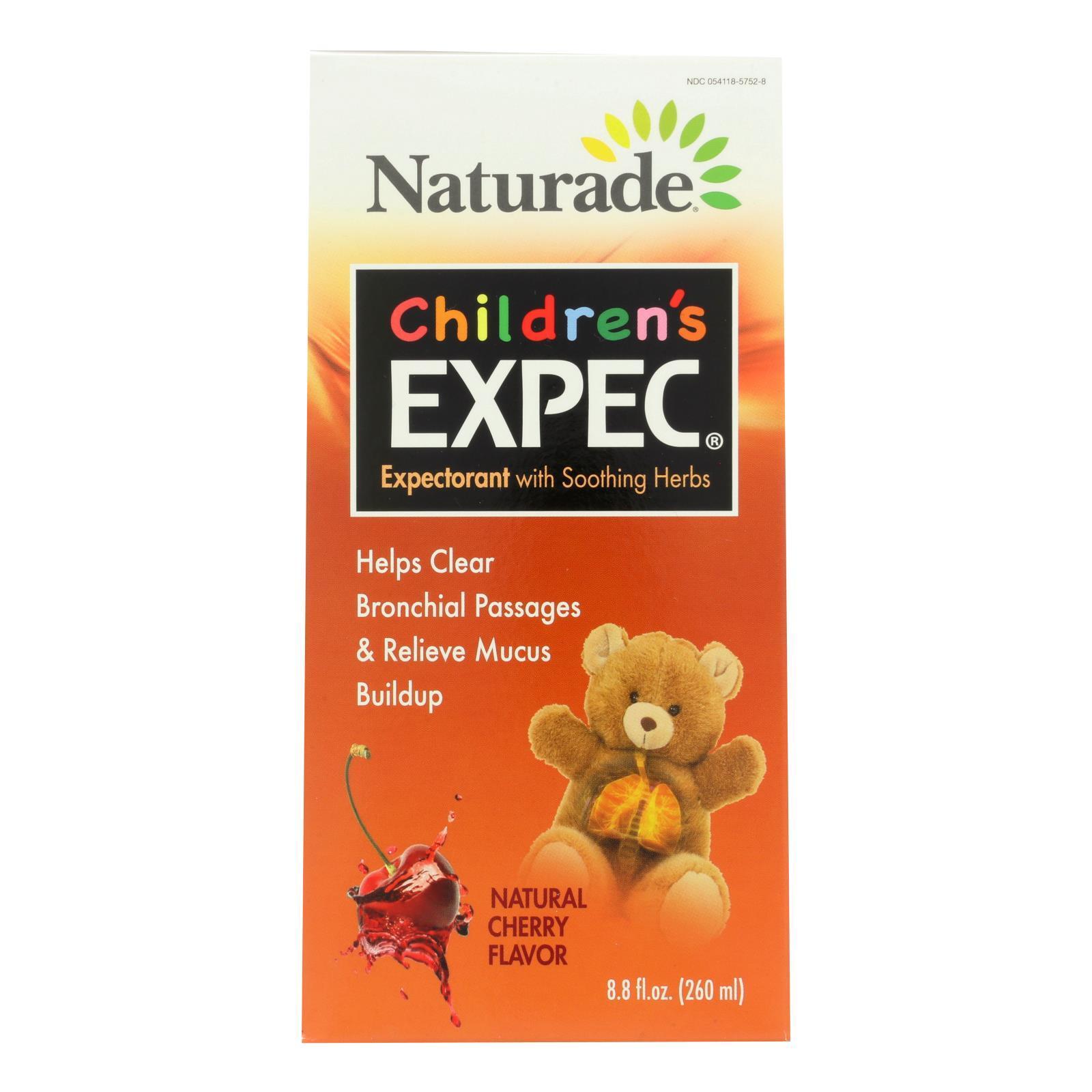 Naturade Children's Expec Herbal Expectorant Cherry - 9 fl oz