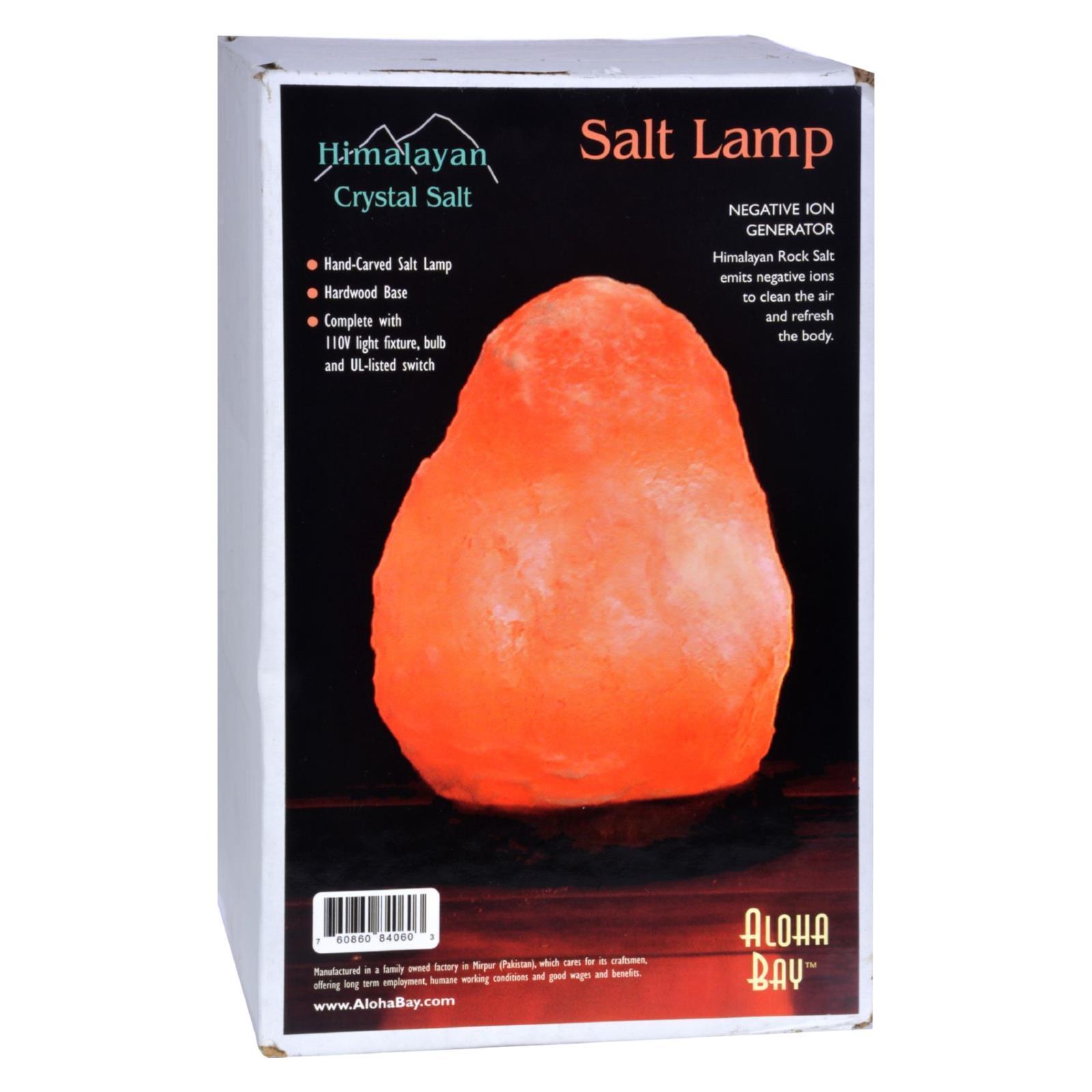 Himalayan Salt Crystal Lamp Small 7