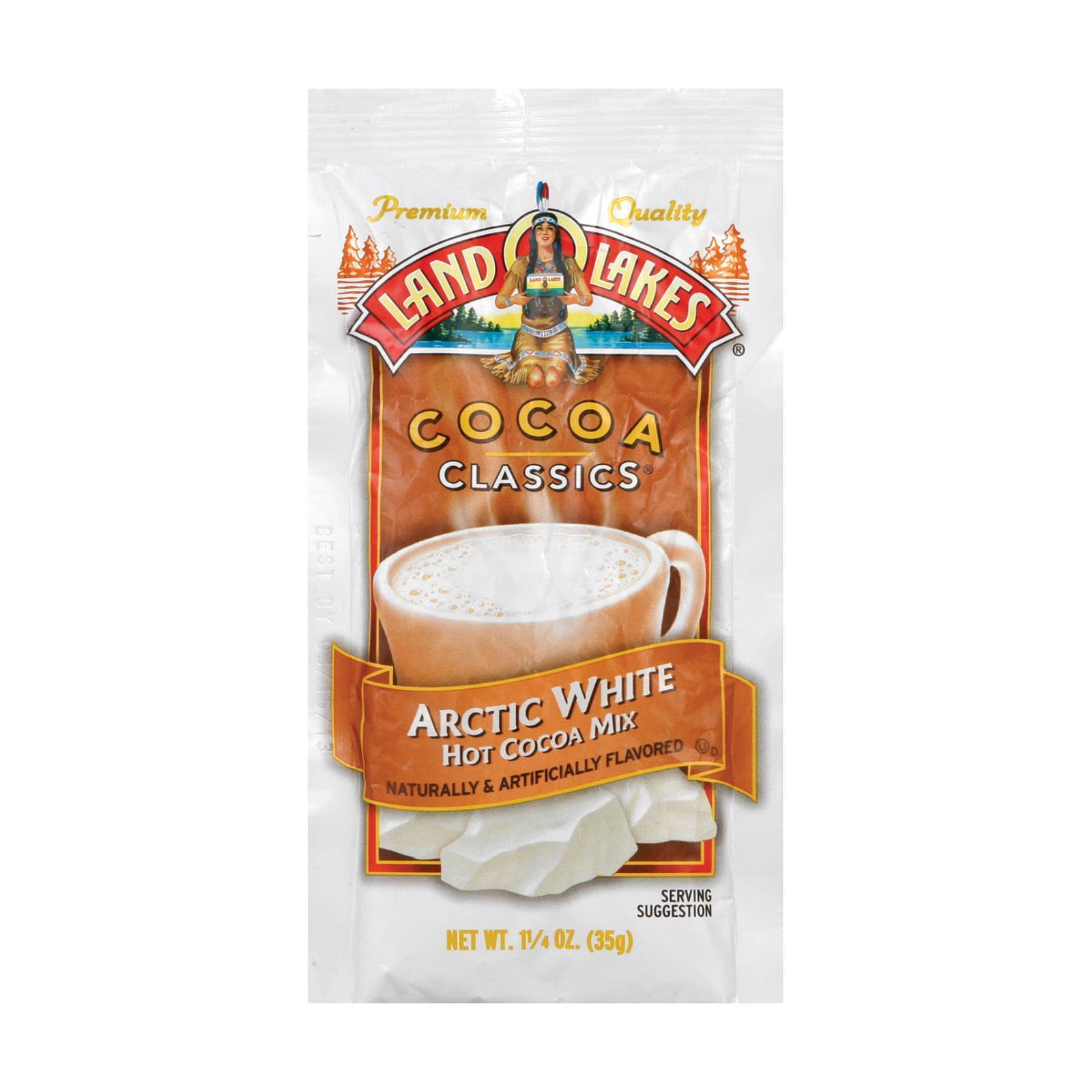 Land O Lakes Cocoa Classics - Artic White - Case of 12 - 1.25 oz.