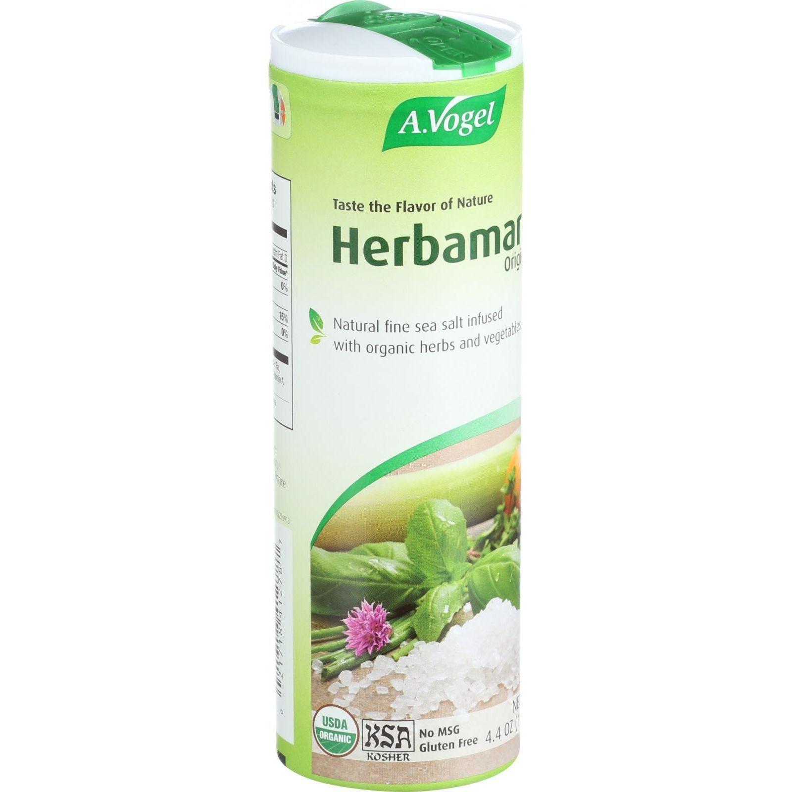 A Vogel Organic Herbamare Seasoning - Original - 4.4 oz