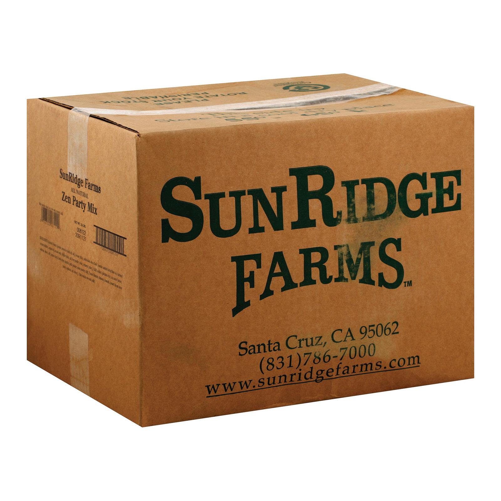 Sunridge Farms All Natural Zen Party Mix - 25 lb.