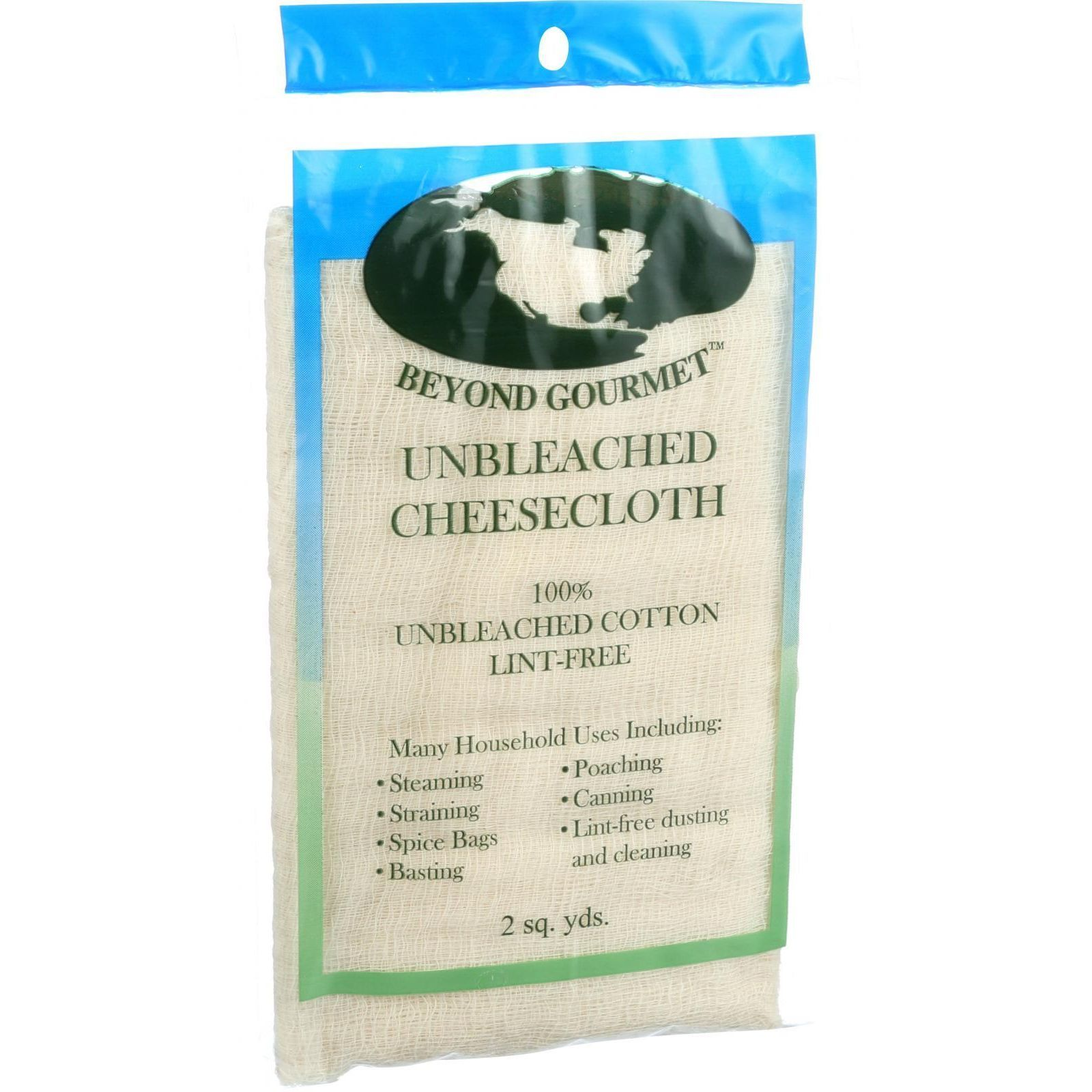 Beyond Gourmet Cheesecloth - Unbleached - 2 sq yd