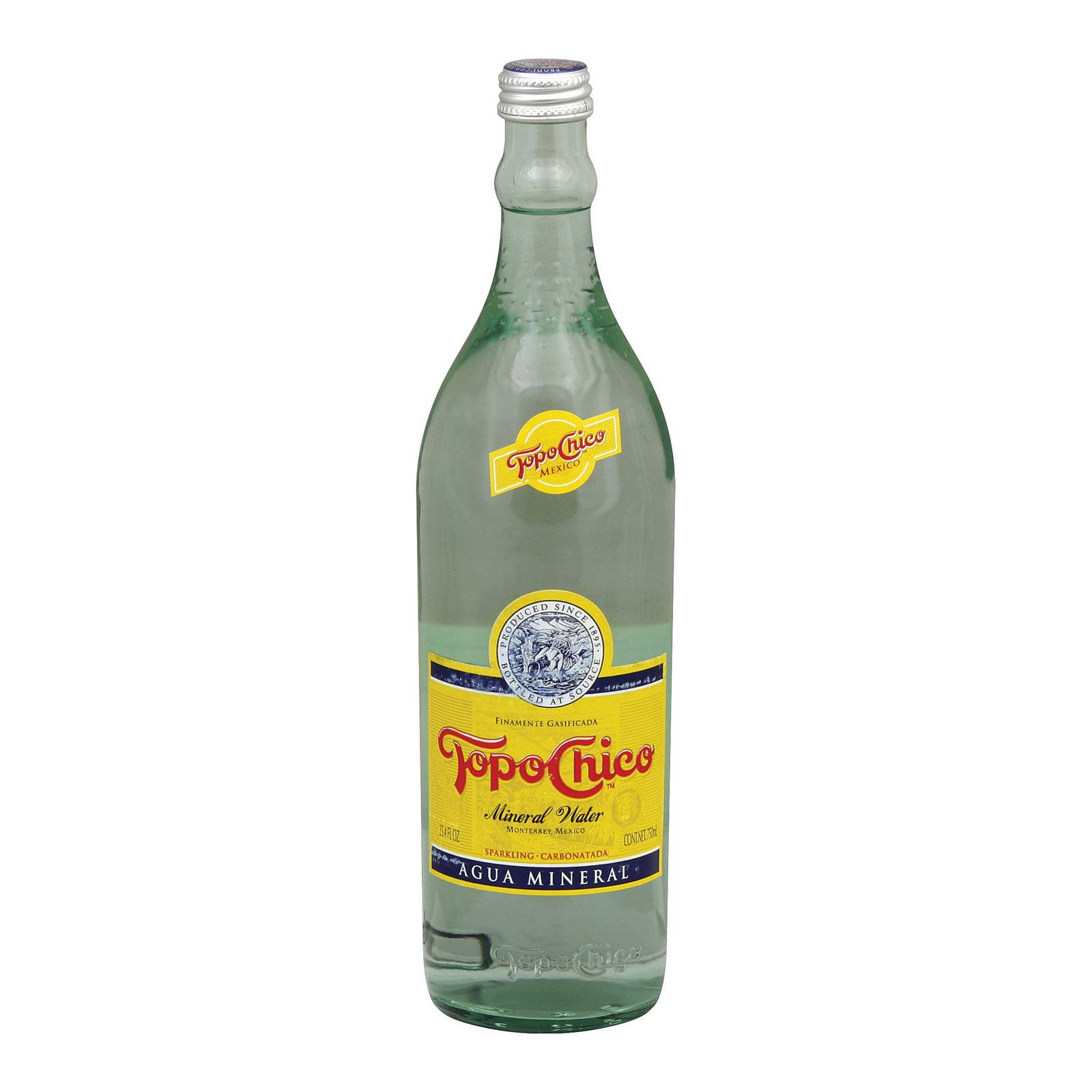 Topo Chico Mineral Water - Case of 12 - 25.4 oz