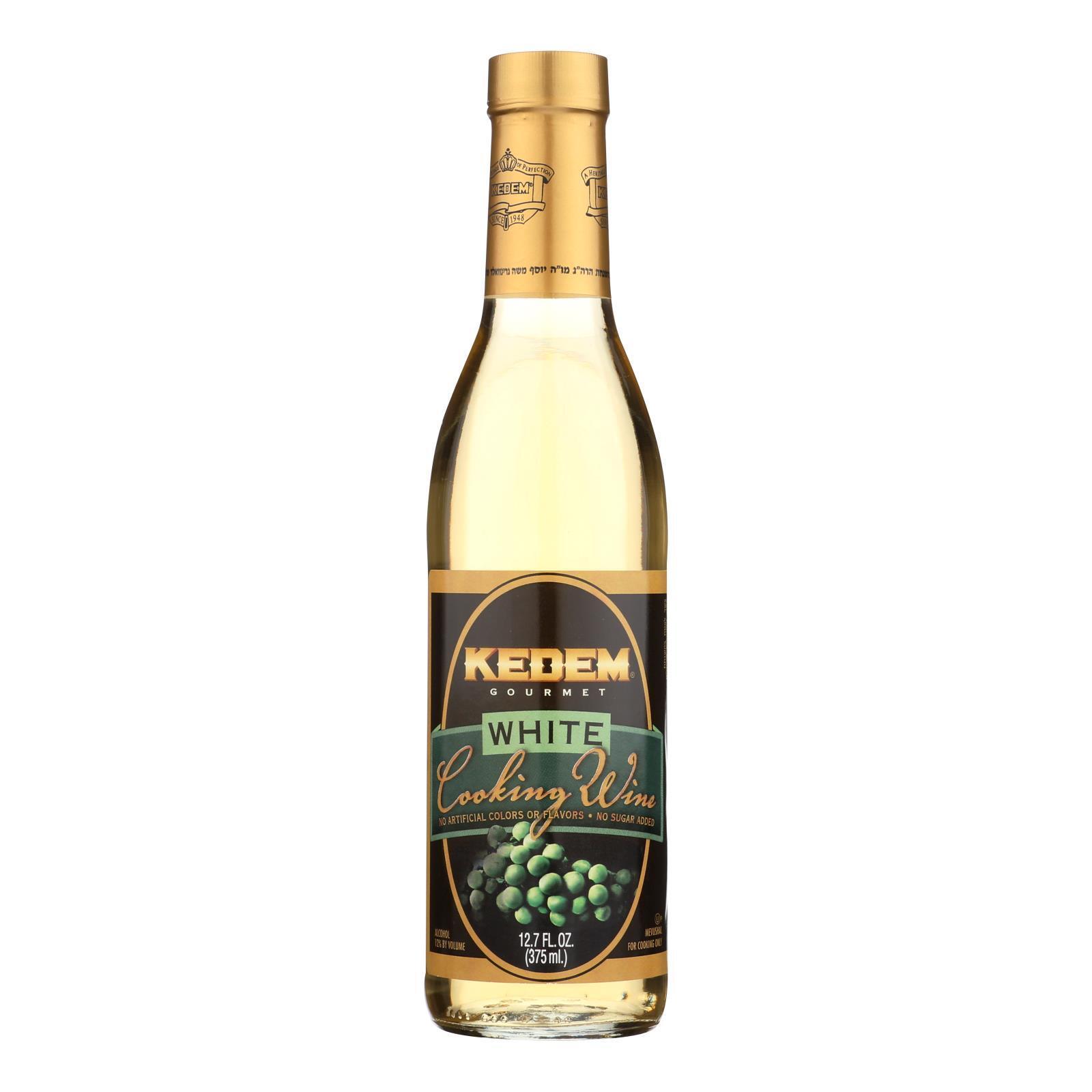 Kedem Cooking Wine - Case of 12 - 12.7 Fl oz.