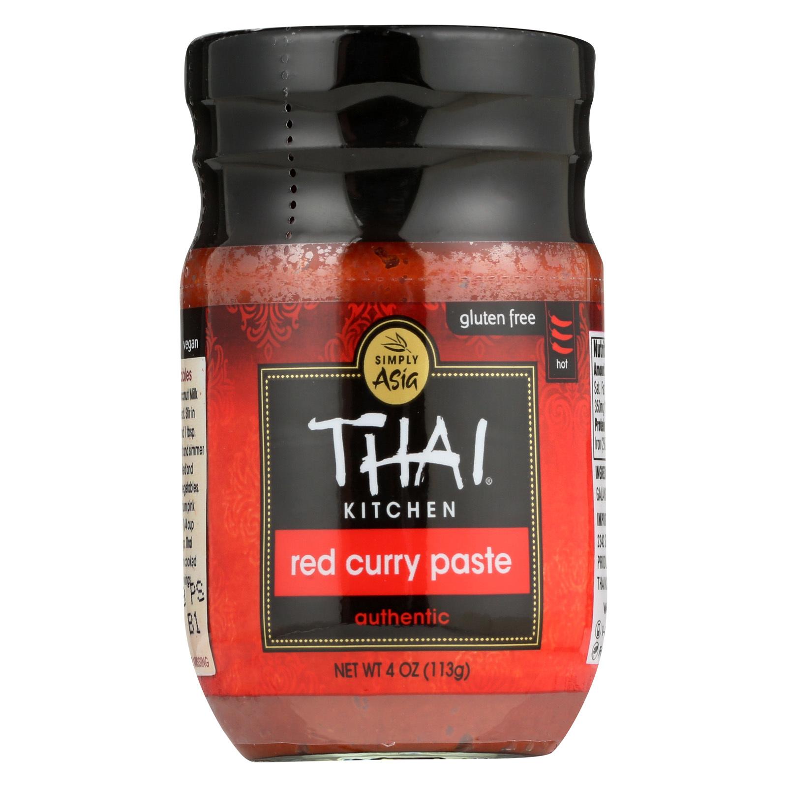 Thai Kitchen Red Curry Paste - 4 oz.