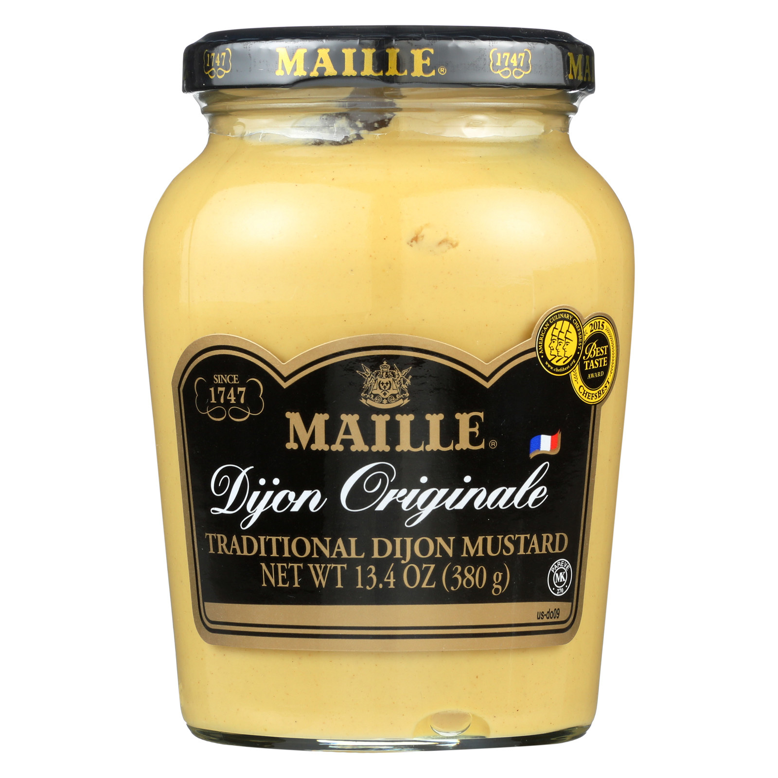 Maille Dijon Mustard - Original - Case of 6 - 13.4 oz.