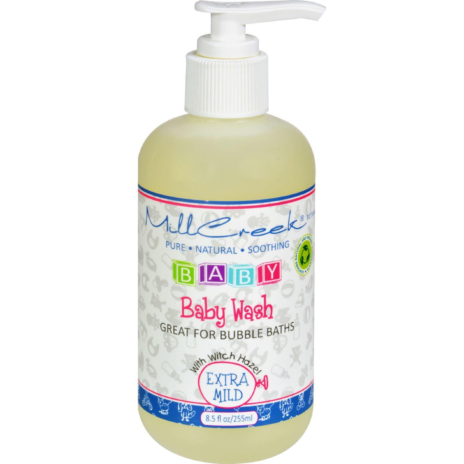 Mill Creek Botanicals Baby Wash - 8.5 fl oz