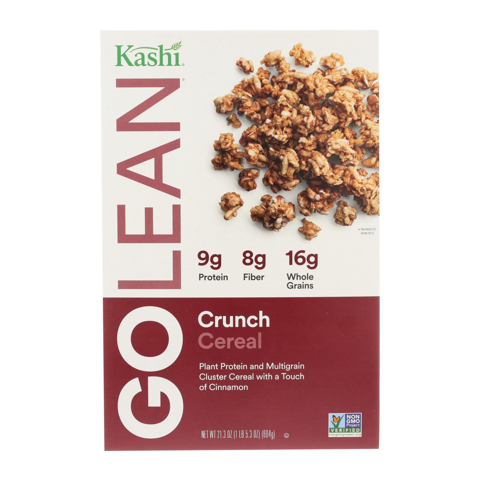 Kashi Golean Crunch Cereal - Case of 12 - 21.3 oz.