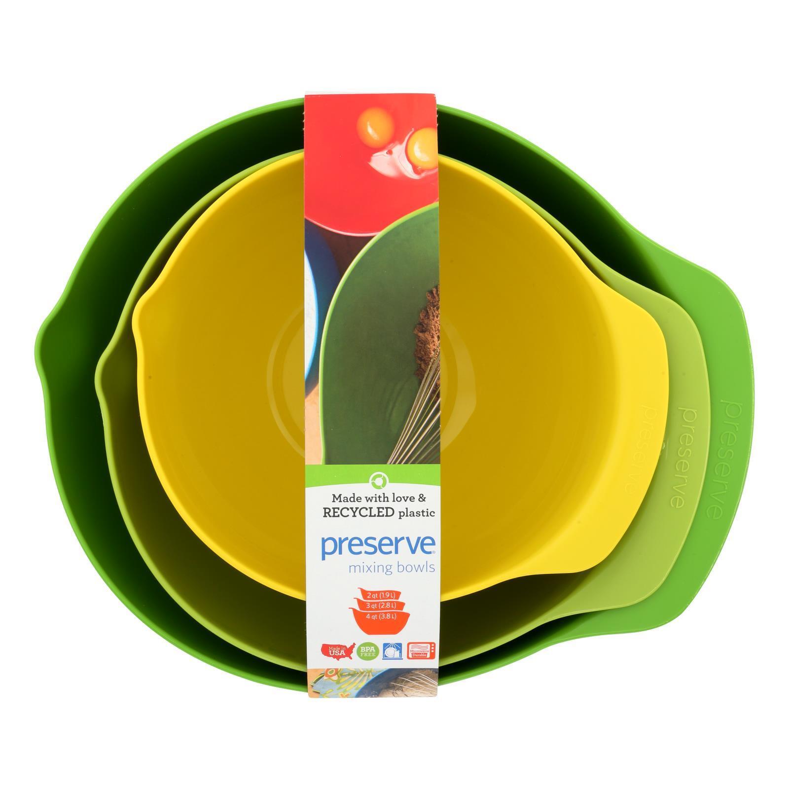 Preserve Mixing Bowls - Set of 3 Bowls