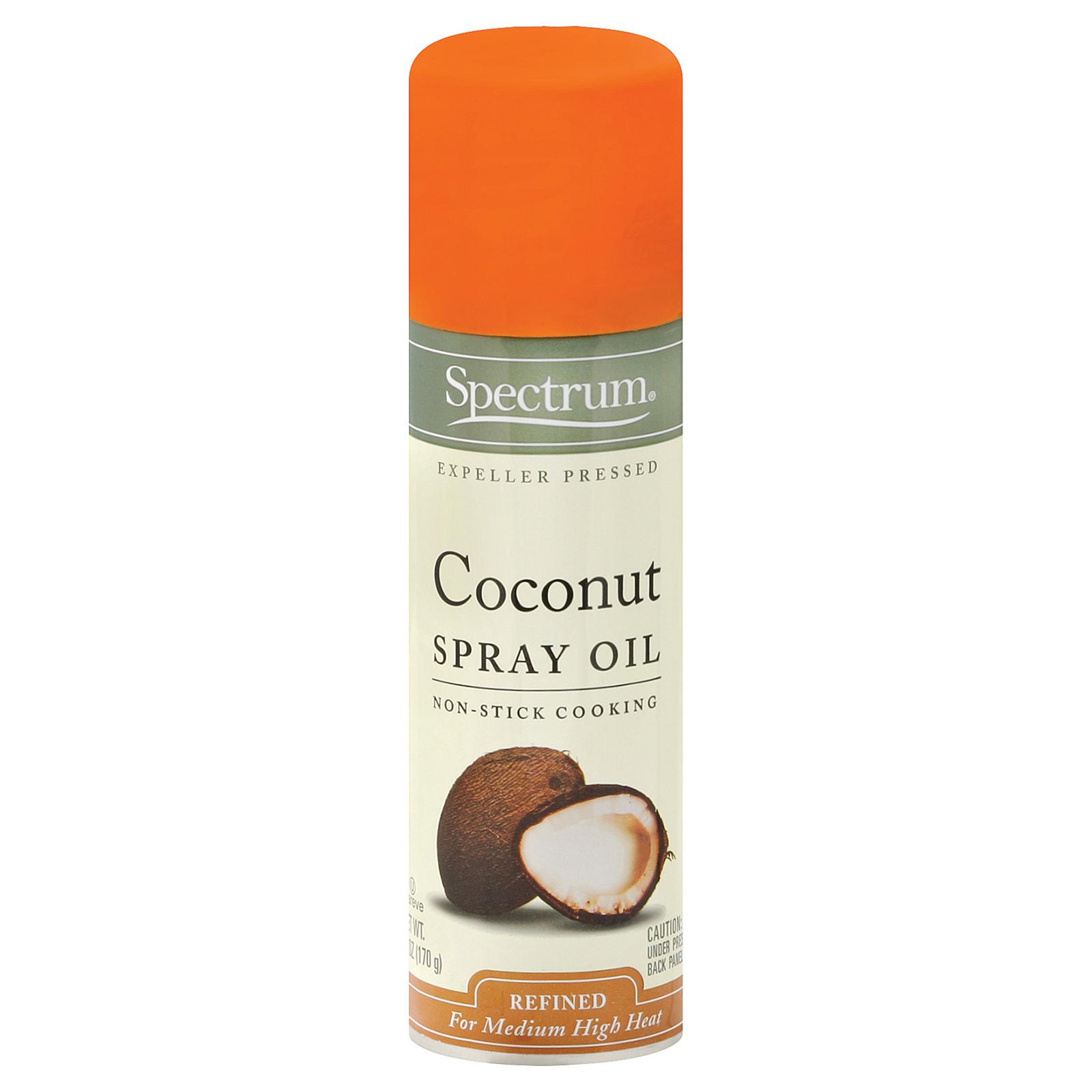 Spectrum Naturals Coconut Spray Oil - 6 oz.