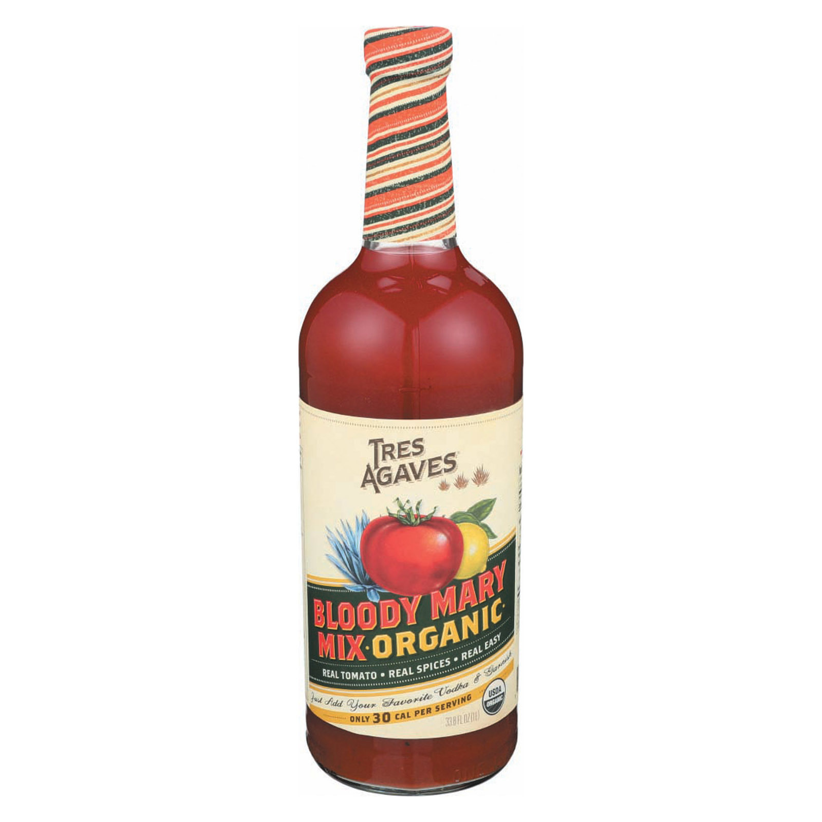 Tres Agaves Mix - Bloody Maria - Case of 12 - 1 LTR