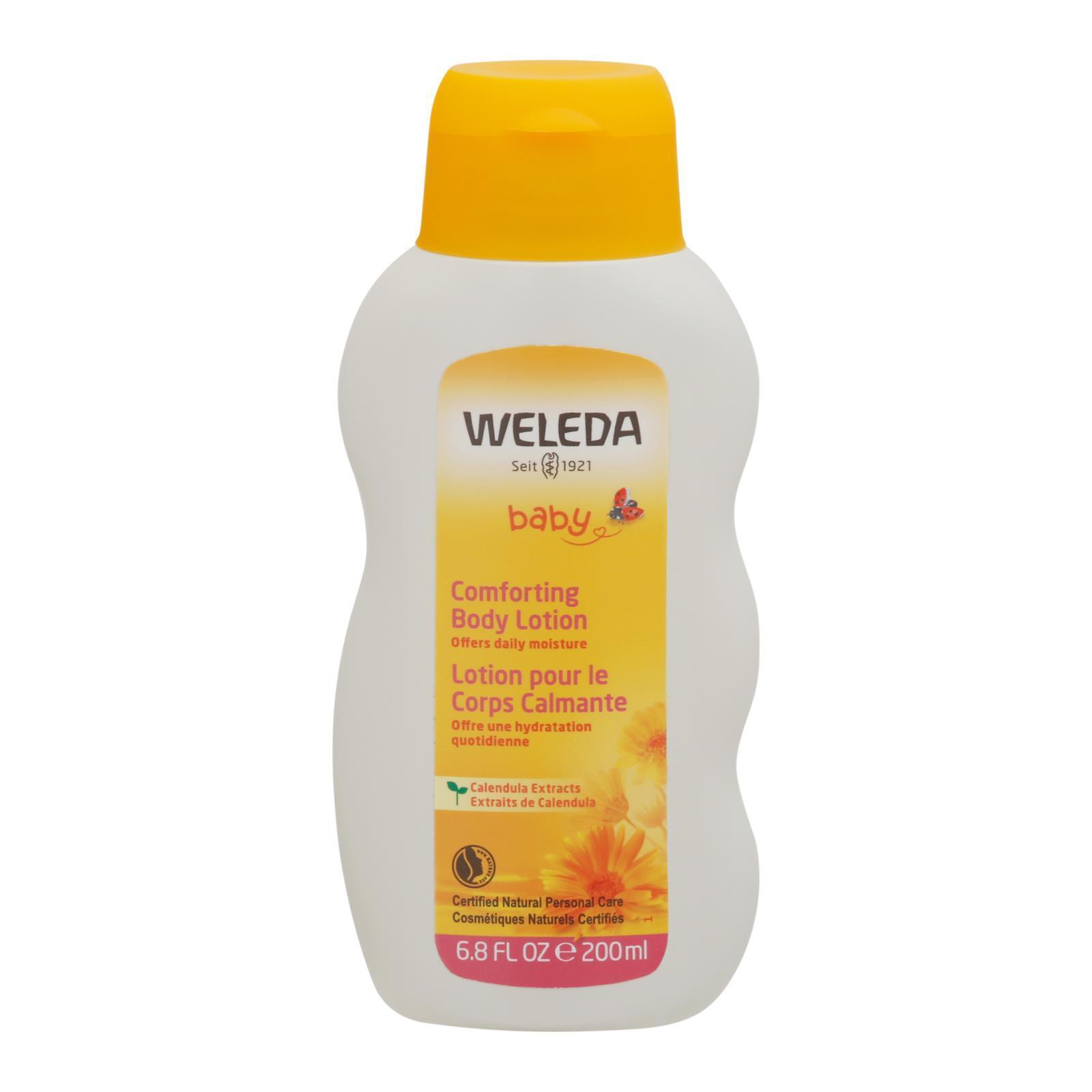 Weleda Calendula Body Lotion - 6.8 fl oz