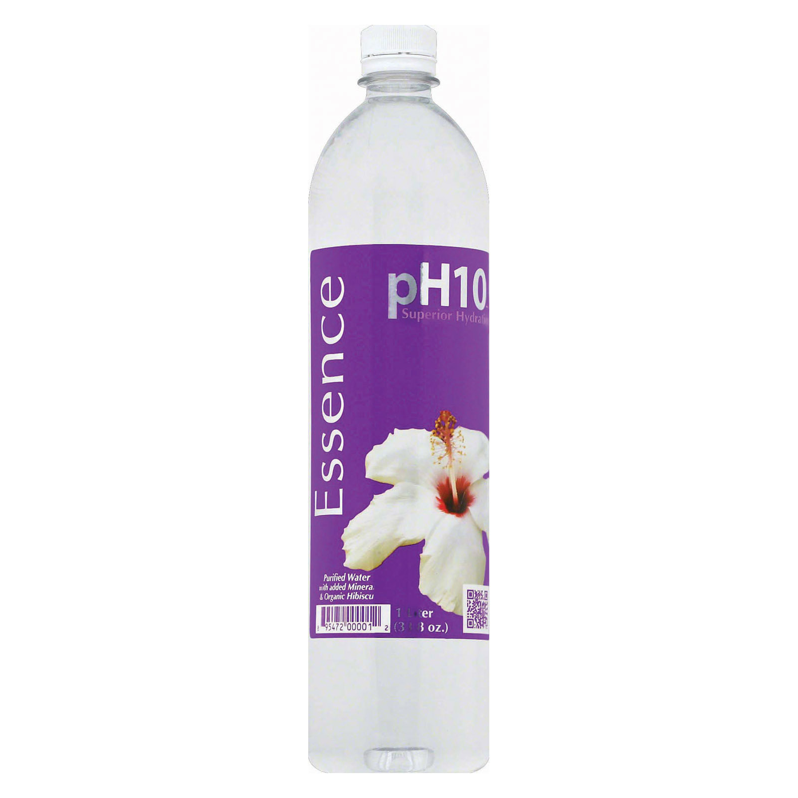 Essence Purified Water - with Minerals - Case of 12 - 1 LTR