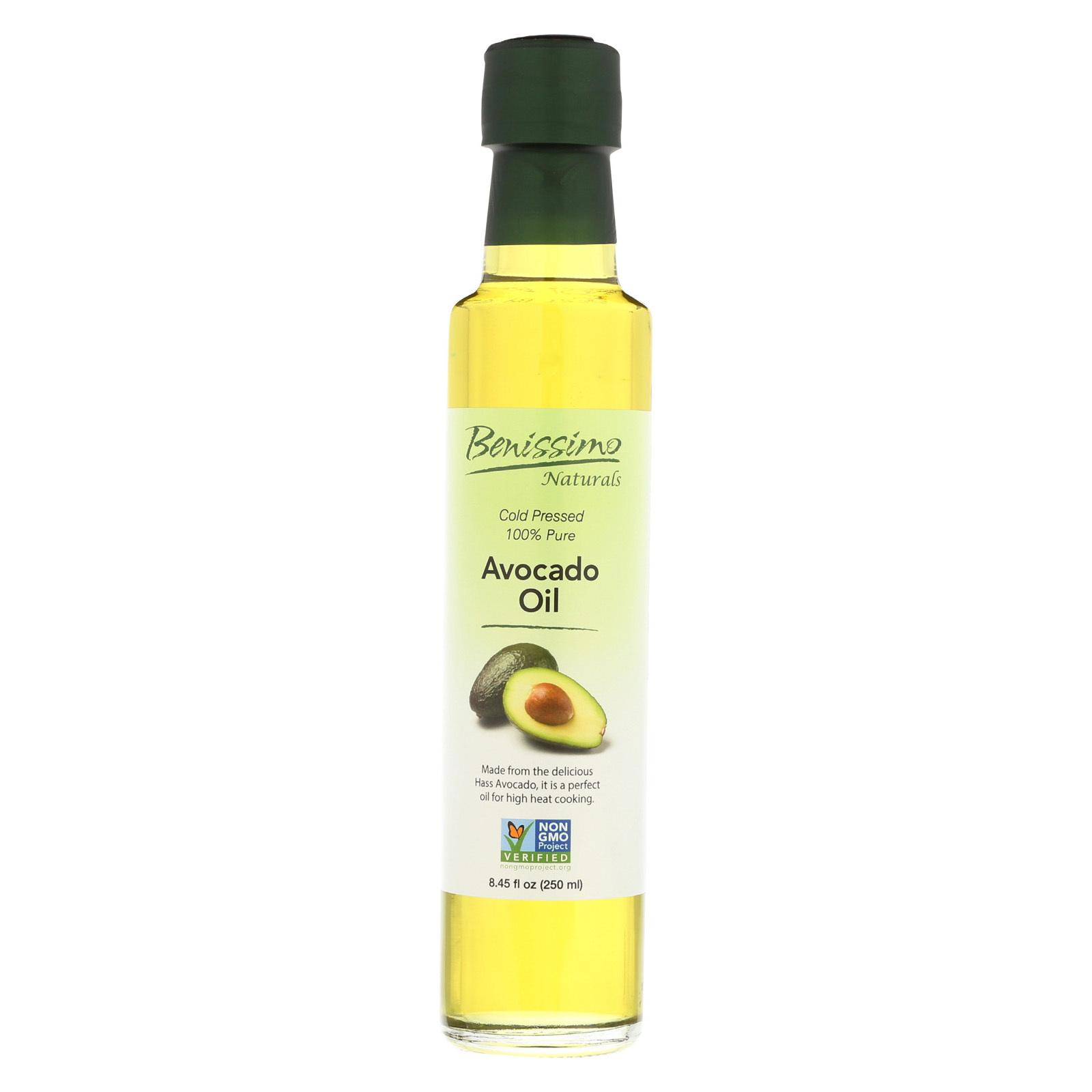 Benissimo Oil - Avocado - Case of 6 - 8.45 fl oz