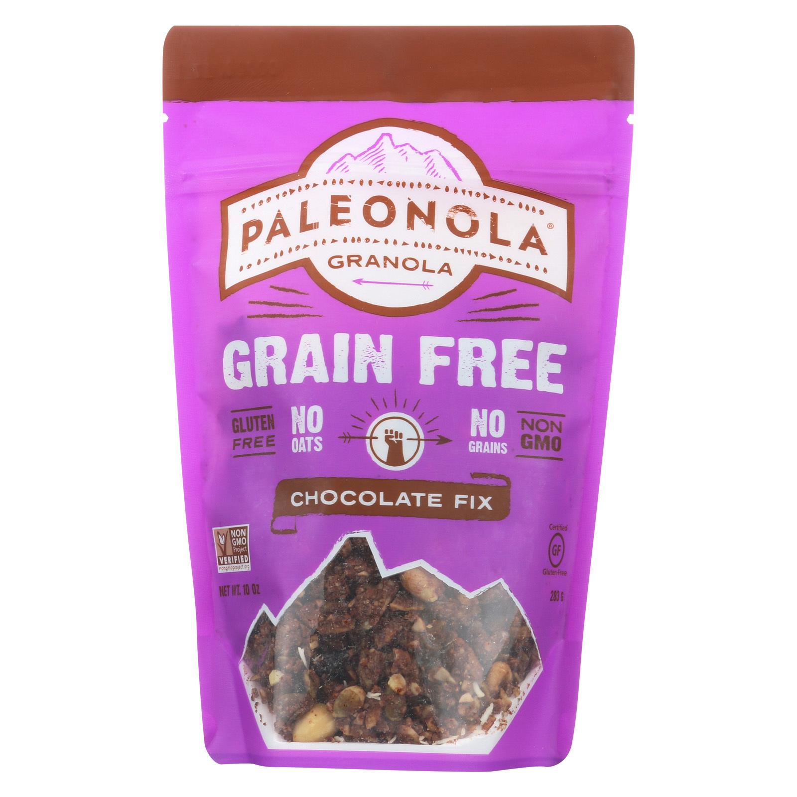 Paleonola Granola - Chocolate Fix - Case of 6 - 10 oz.