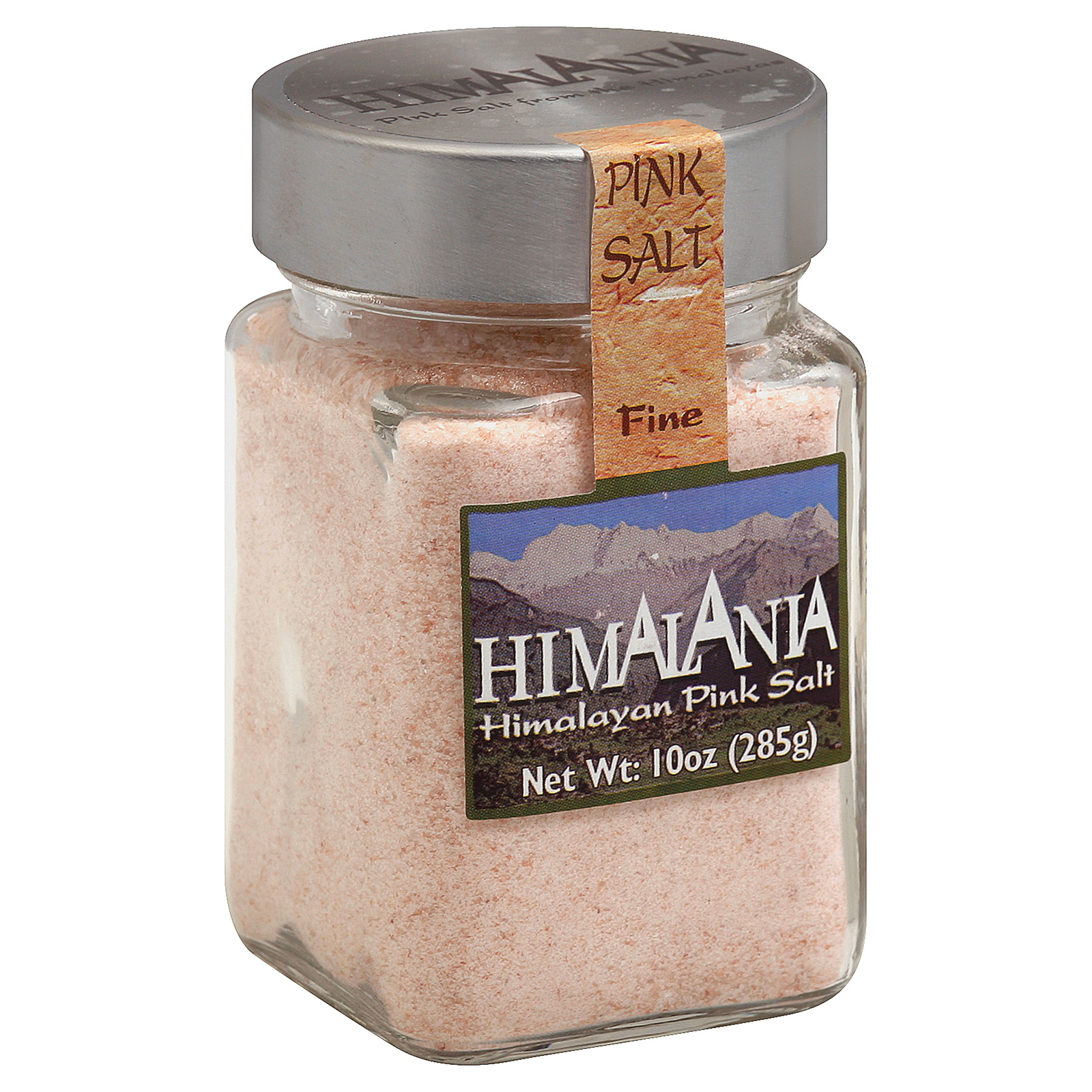Himalania Pink Sea Salt - Fine - Case of 6 - 10 oz.