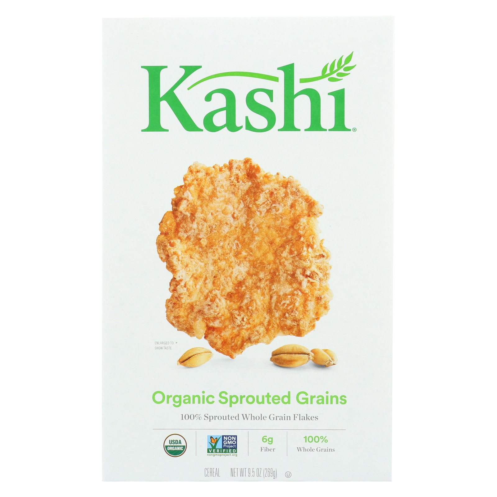 Kashi Sprouted Grains Cereal - Case of 12 - 9.5 oz.
