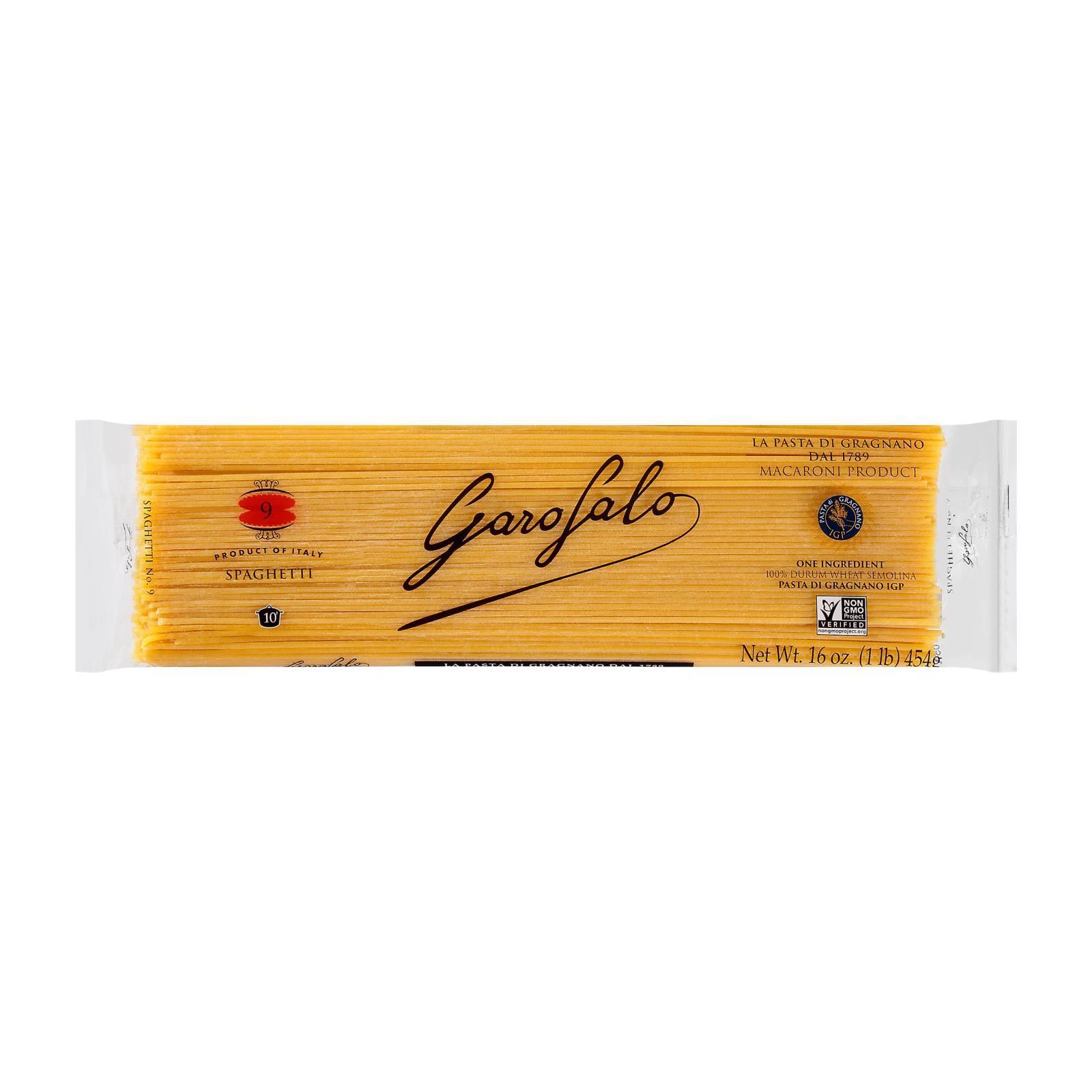 Garofalo Pasta - Spaghetti - Case of 20 - 16 oz
